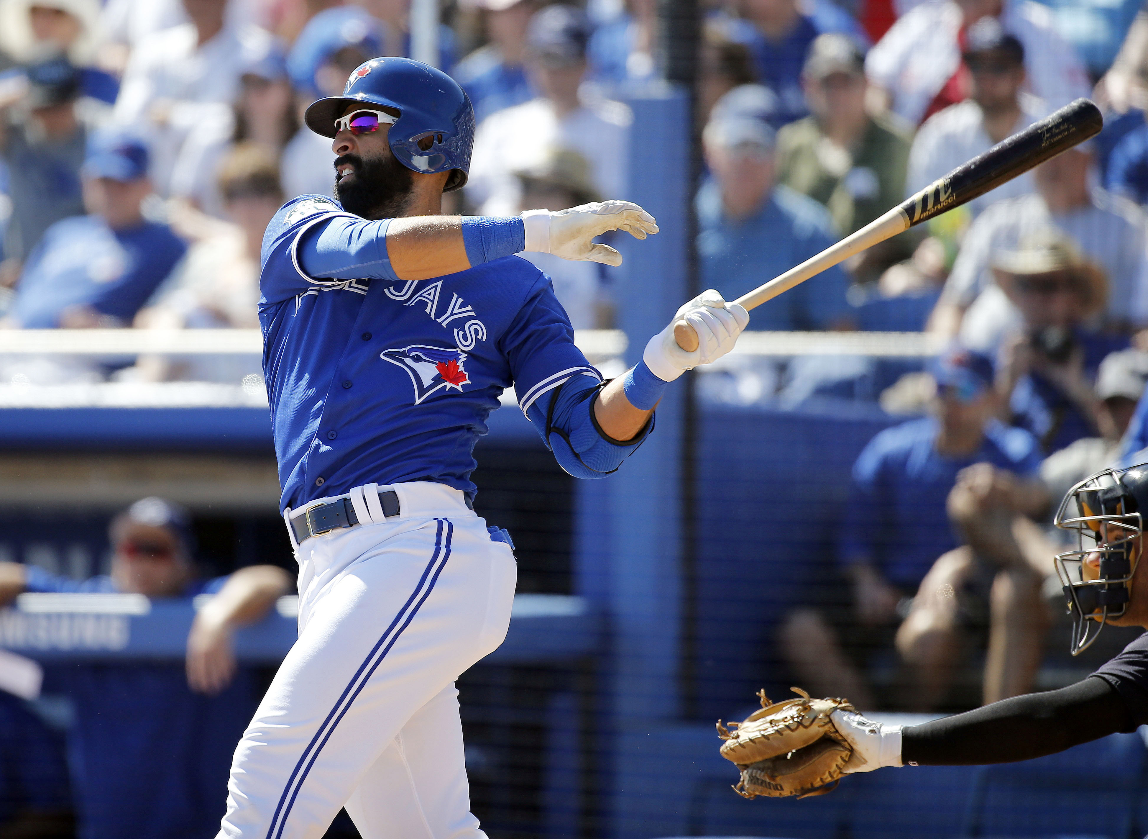 9913667-mlb-spring-training-new-york-yankees-at-toronto-blue-jays