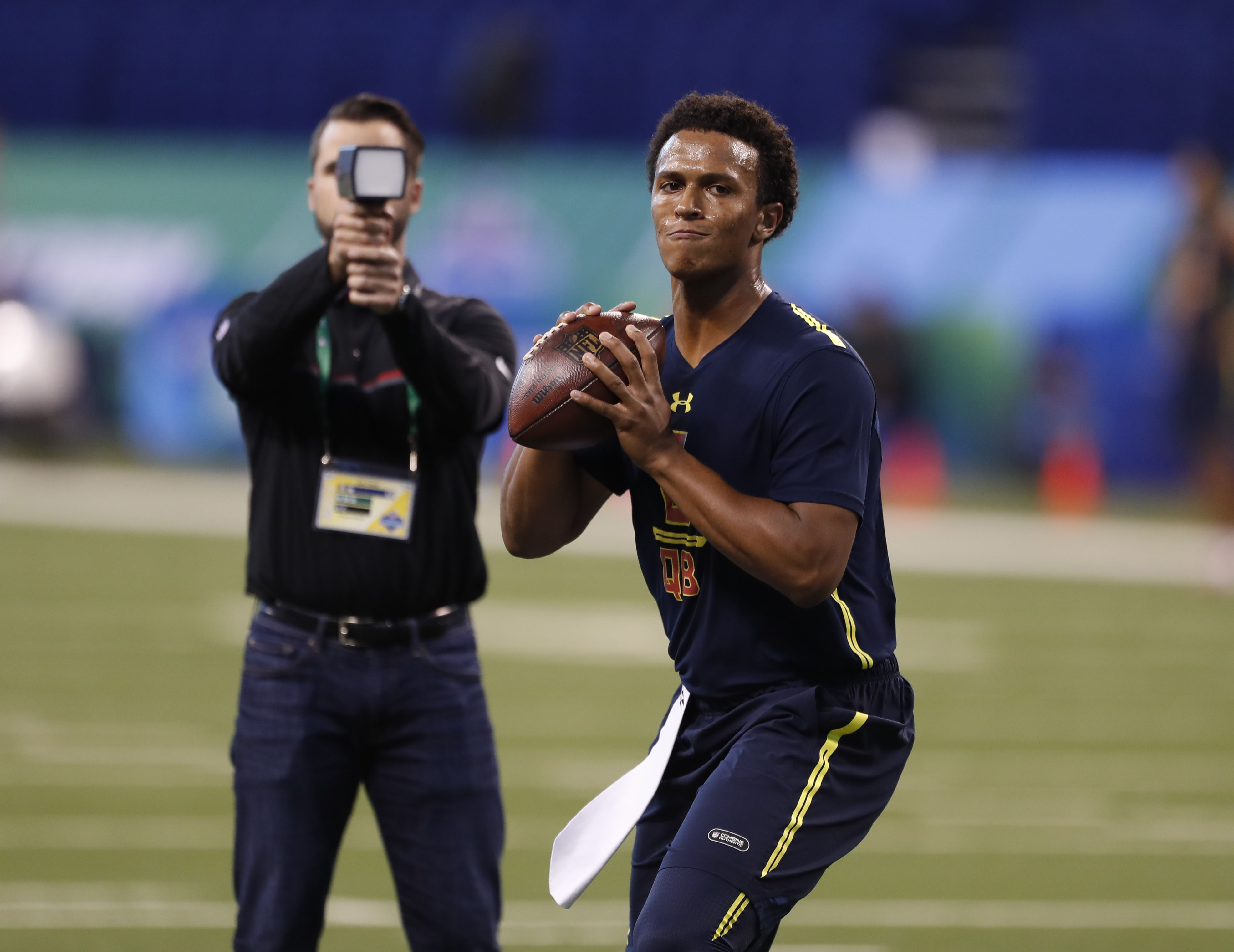 when is nfl combine who won today in the nfl