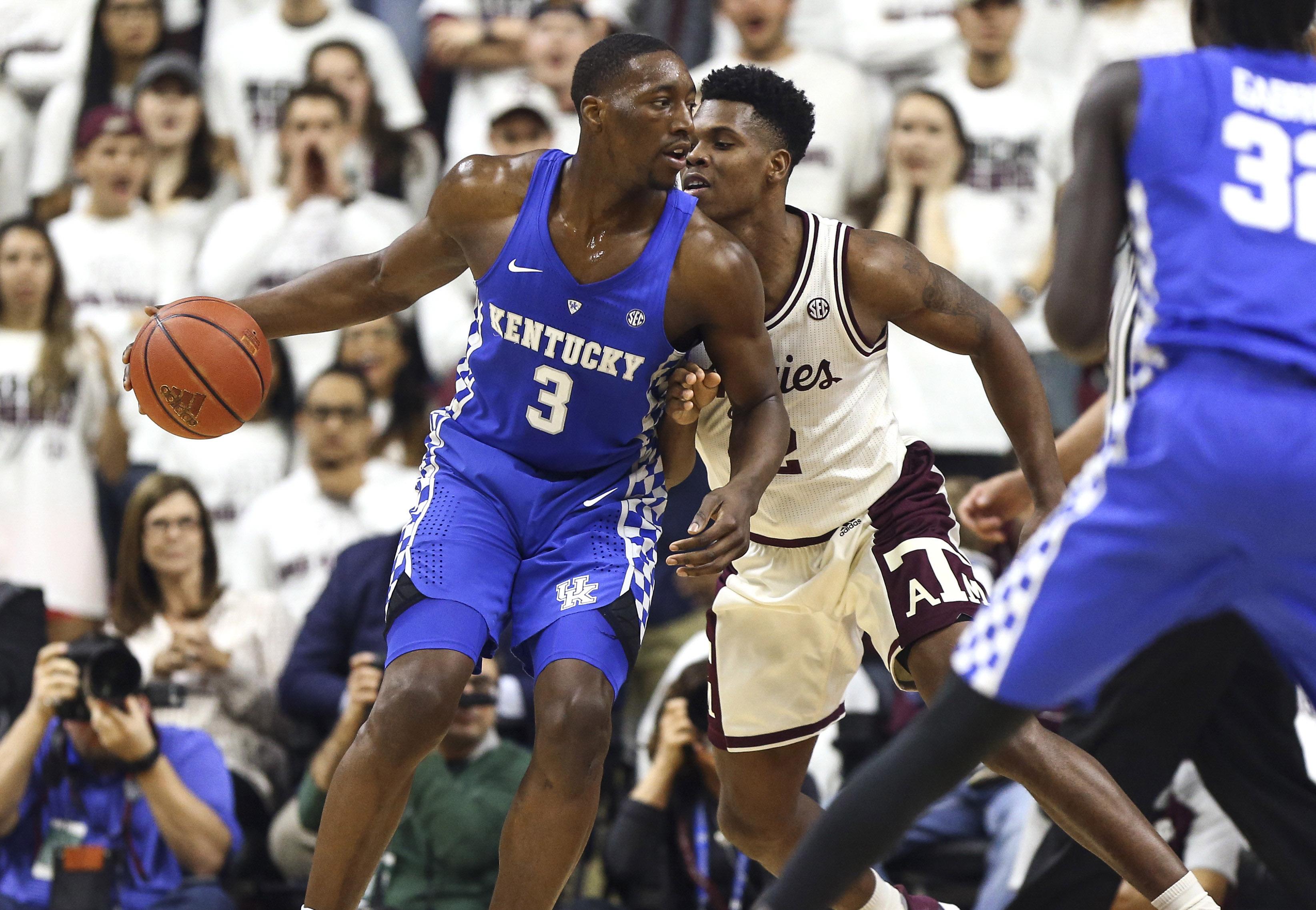 Kentucky Basketball Fox Named Sec Freshman Of The Week: Kentucky Basketball's Bam Adebayo Named SEC Freshman Of