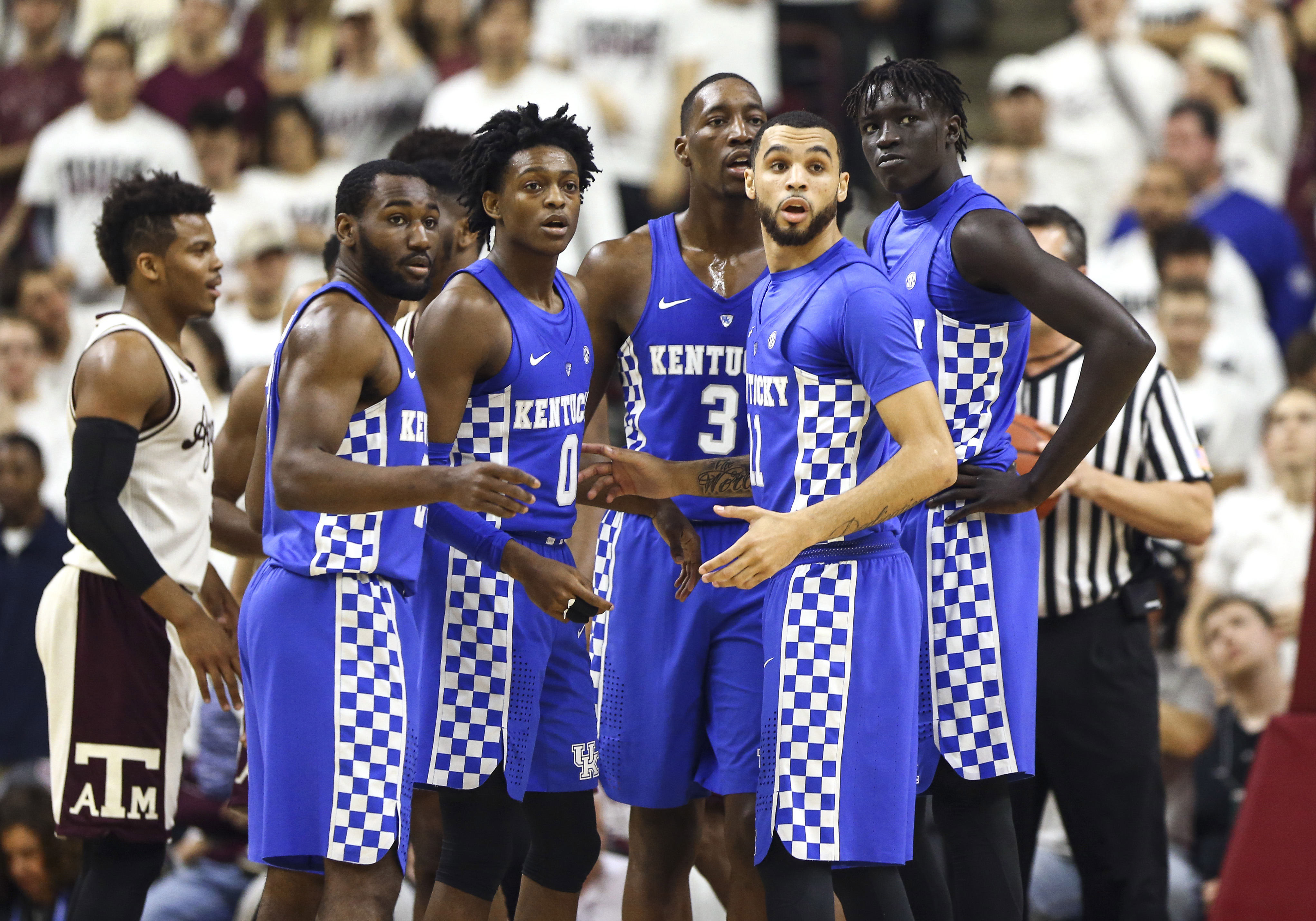 Kentucky Basketball Outlasts Auburn 5 Things To Know: 2017 SEC Tournament: 5 Bold Predictions