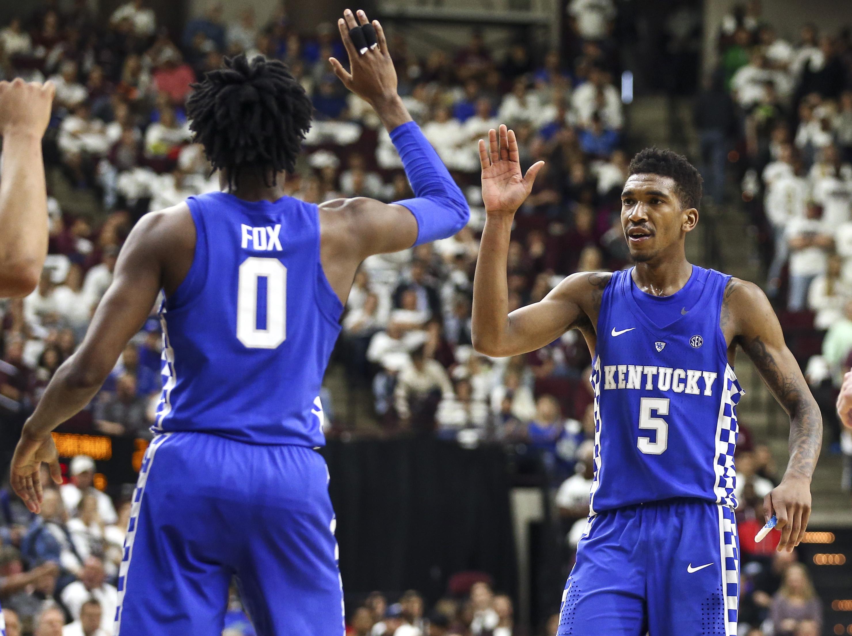 Kentucky Basketball: Ranking The Top Five Wildcats Players ...
