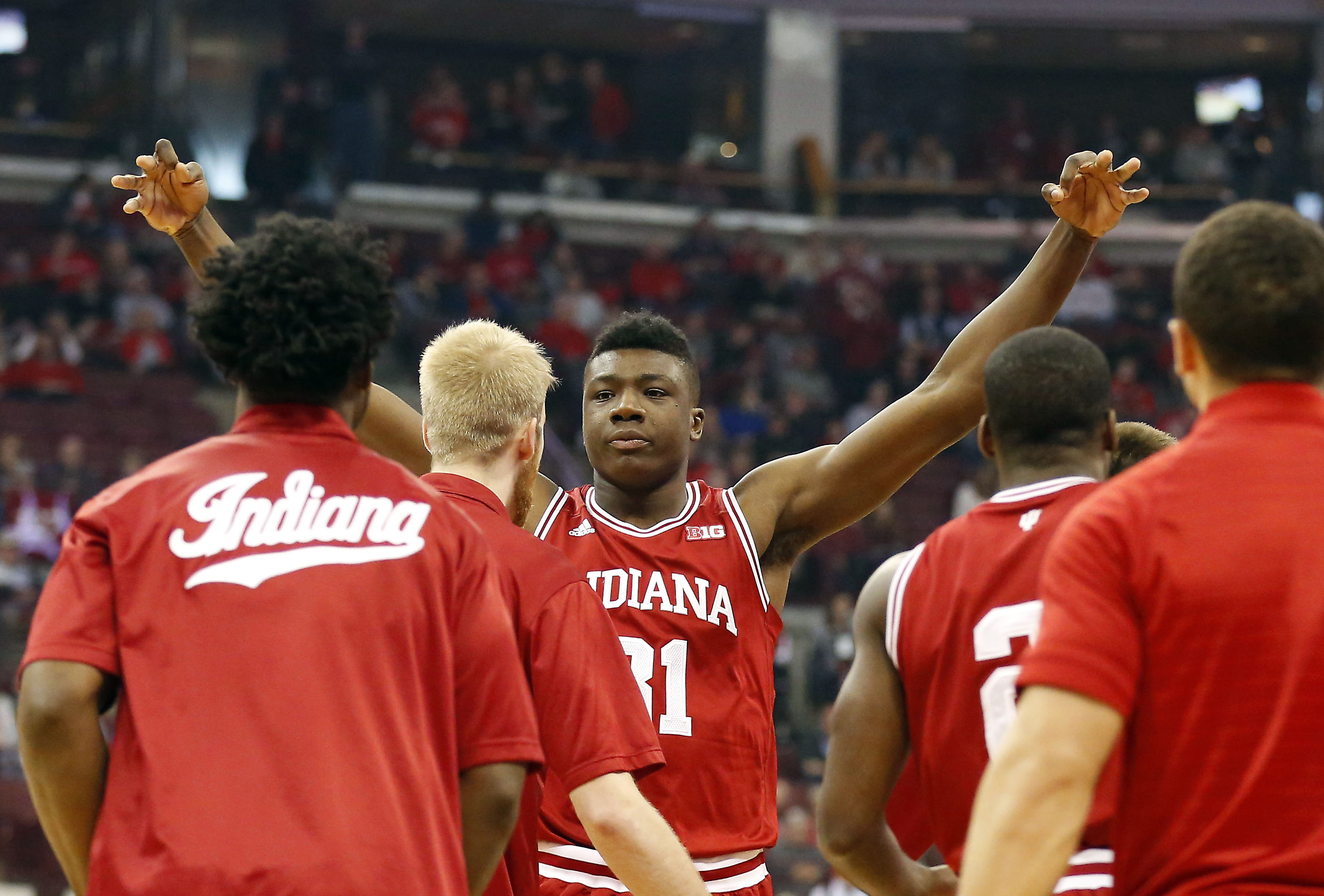 Indiana Syracuse Auburn Lead Ncaa Tournament Bubble: College Basketball Big Ten Power Rankings: Week 18
