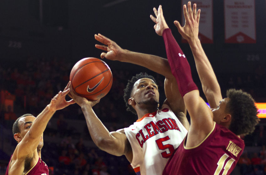 Clemson Basketball: Tigers Gearing Up For The ACC Tournament