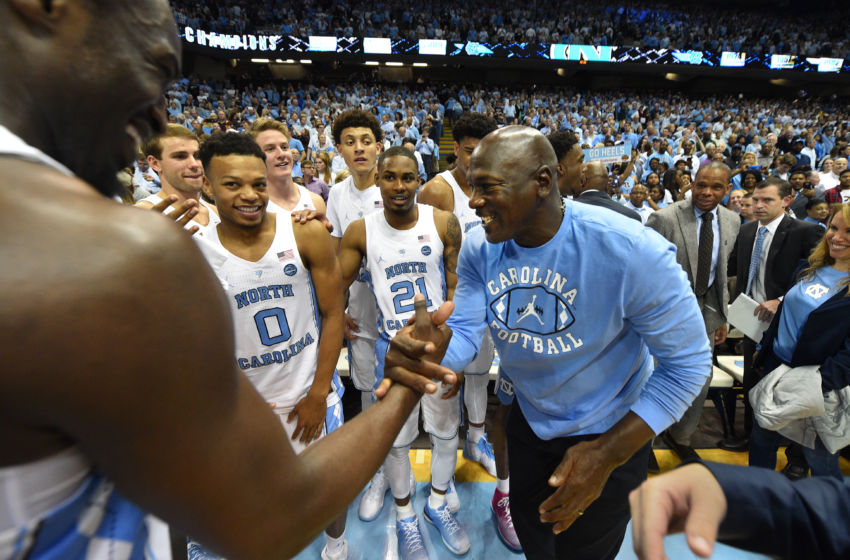 UNC Basketball: 'Ceiling is the roof' shirts released by Jordan Brand