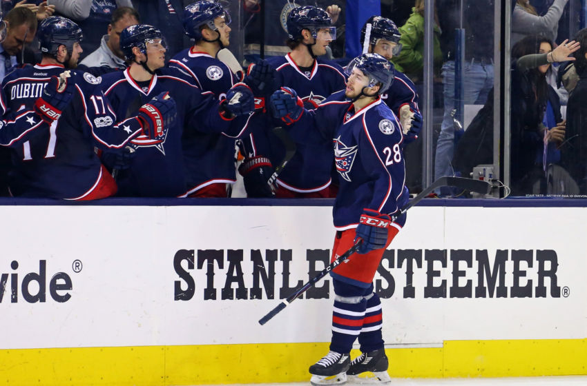Columbus Blue Jackets Rookie Oliver Bjorkstand No Go for Saturday