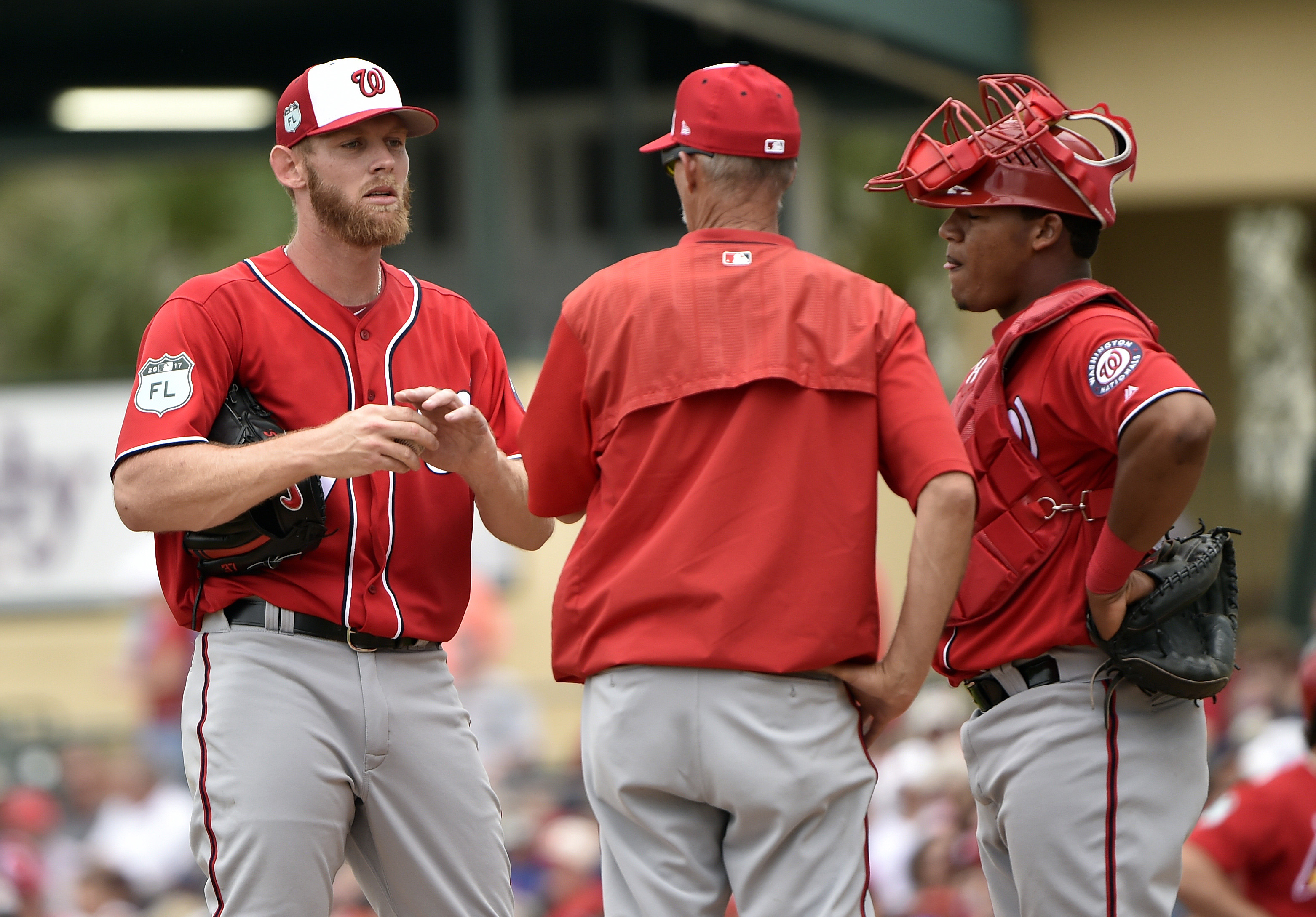 9925979-mlb-spring-training-washington-nationals-at-st.-louis-cardinals