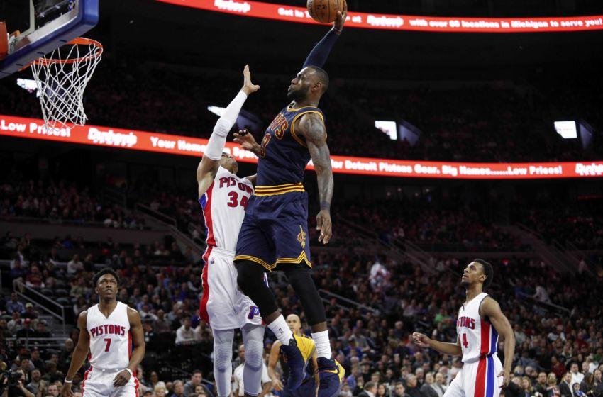 Cleveland Cavaliers: LeBron James Reaches Triple-Double ...