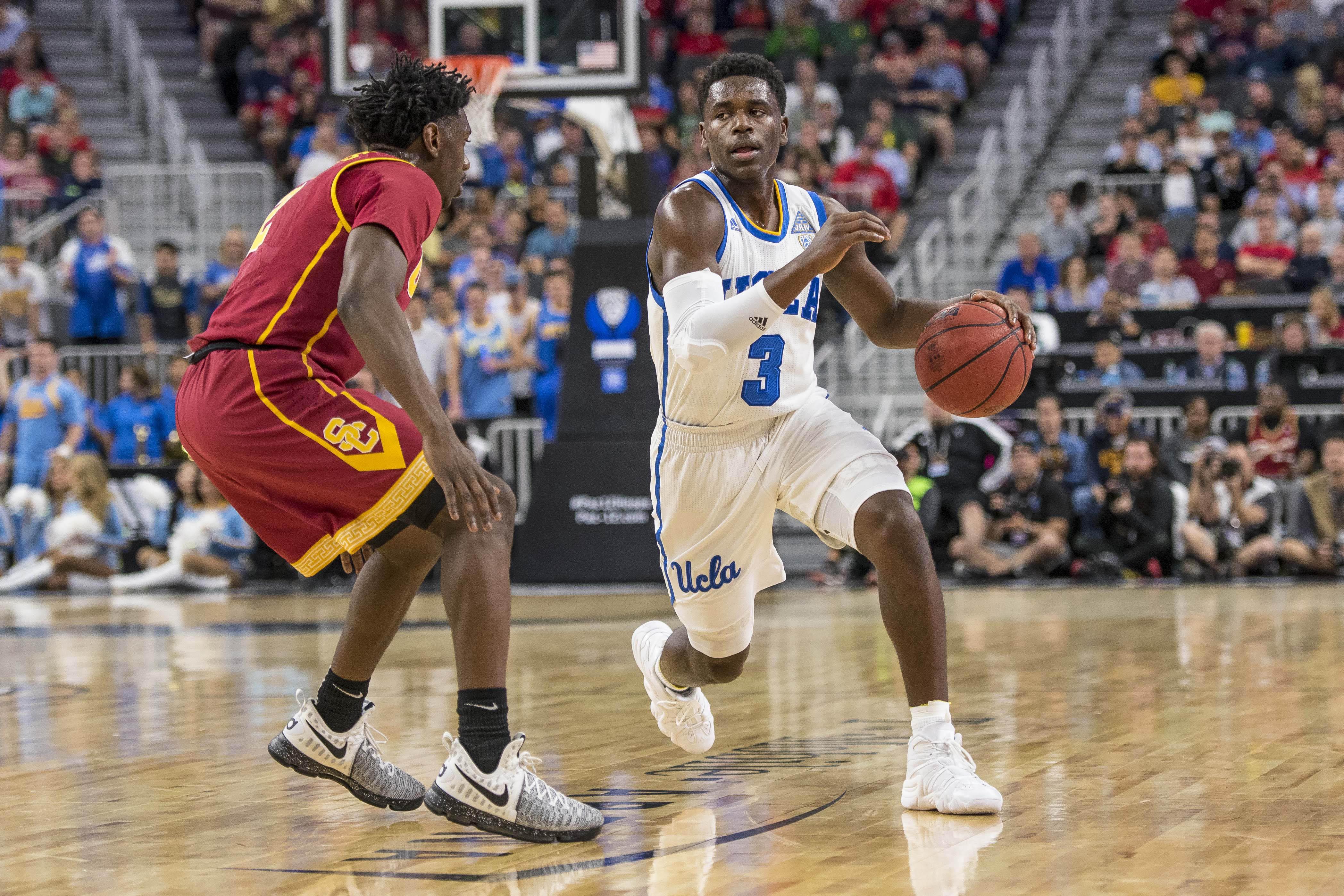 USC Basketball vs. UCLA: Trojans Battle But Fall In Pac-12 ...