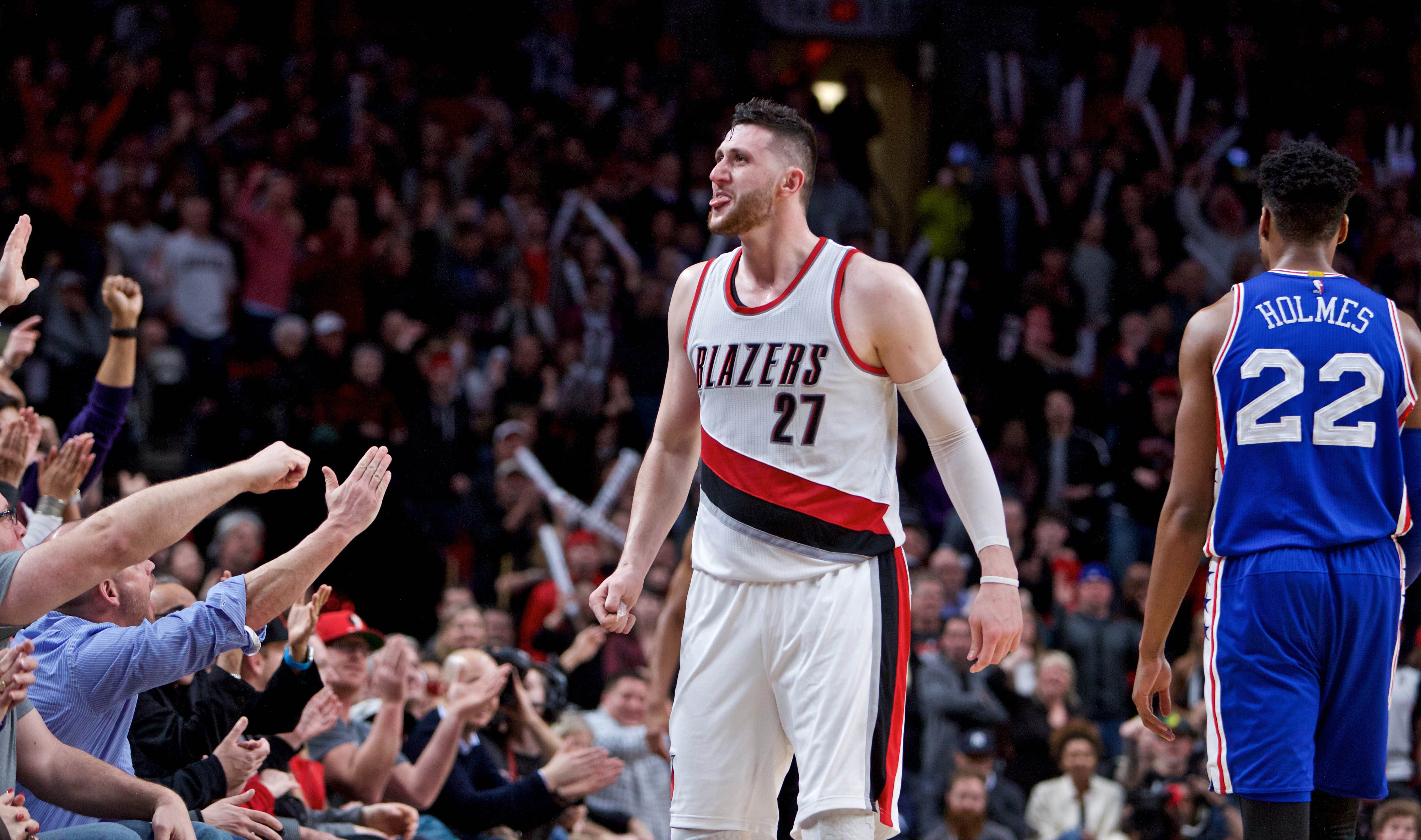 Markieff Morris jumper in OT lifts Washington Wizards past Portland Trail Blazers