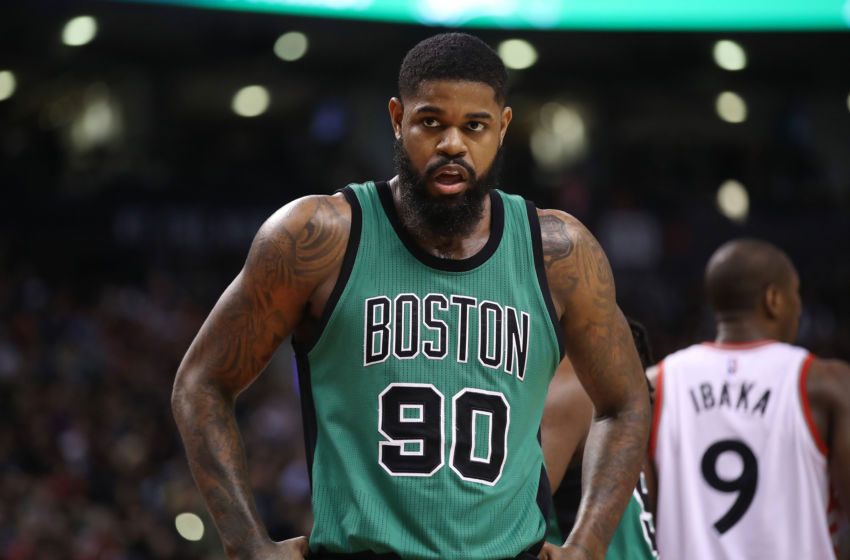 Amir Johnson Boston Celtics