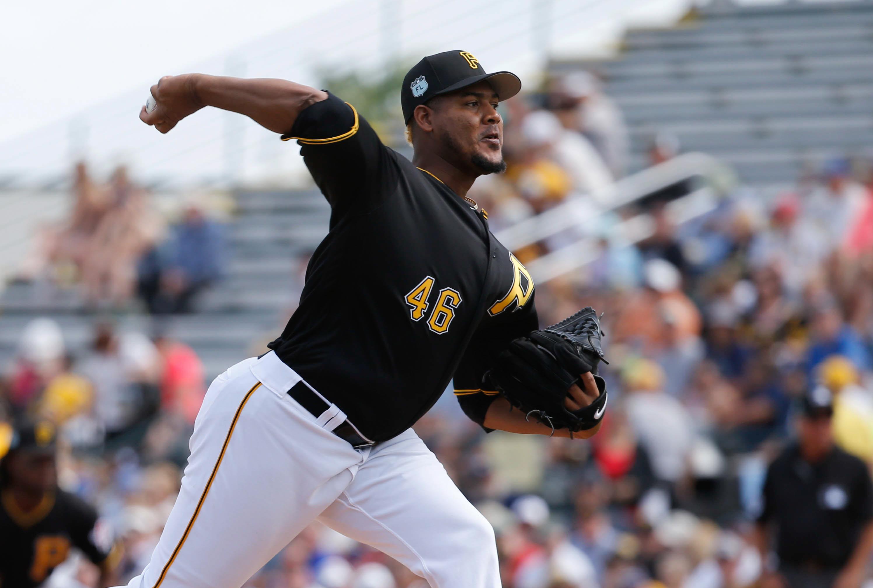 Pittsburgh Pirates: Pittsburgh Pirates Shuffle Pitching Rotation