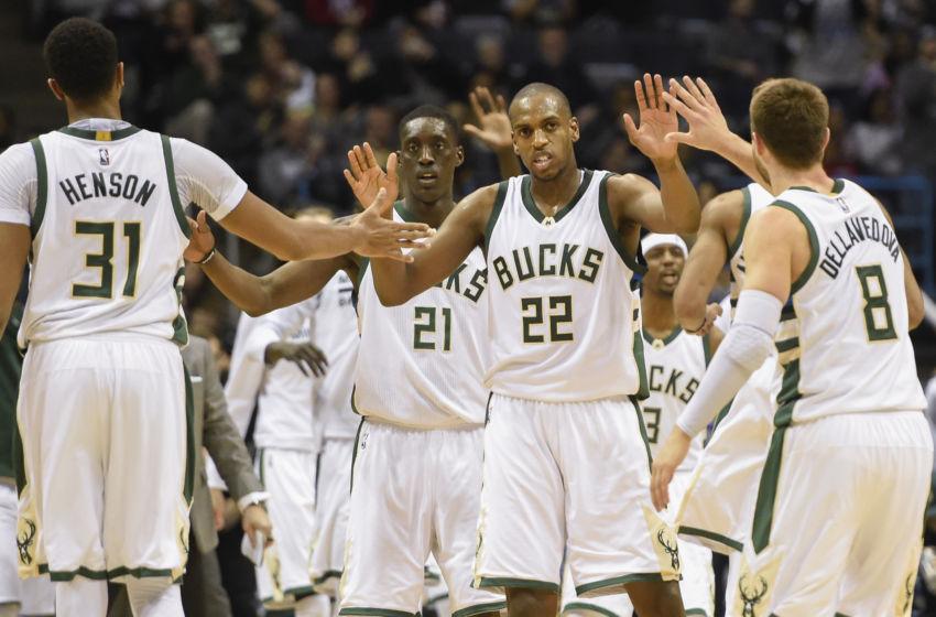 The Milwaukee Bucks Are A Playoff Team