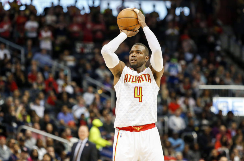 Atlanta Hawks forward Paul Millsap poured in a seaosn-high 39 points against the Knicks in a quadruple overtime game.