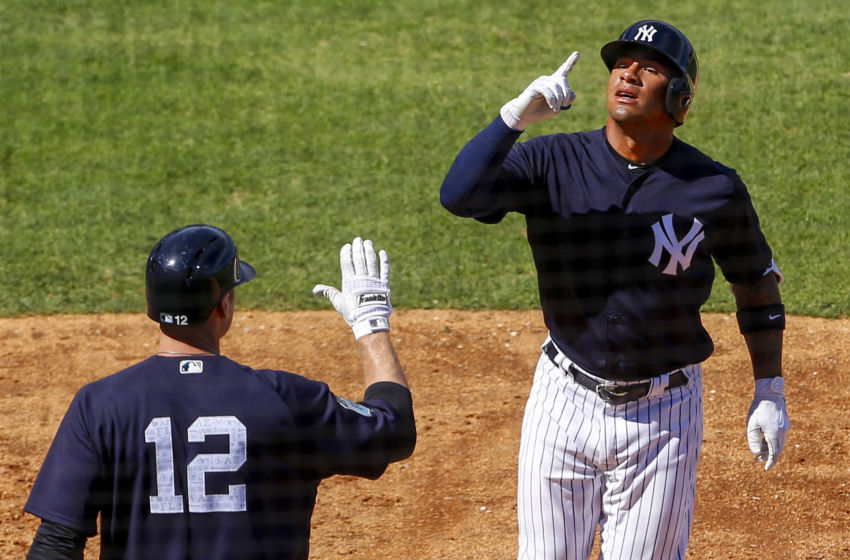 Could Gleyber Torres Make the Yankees Opening Day Roster?