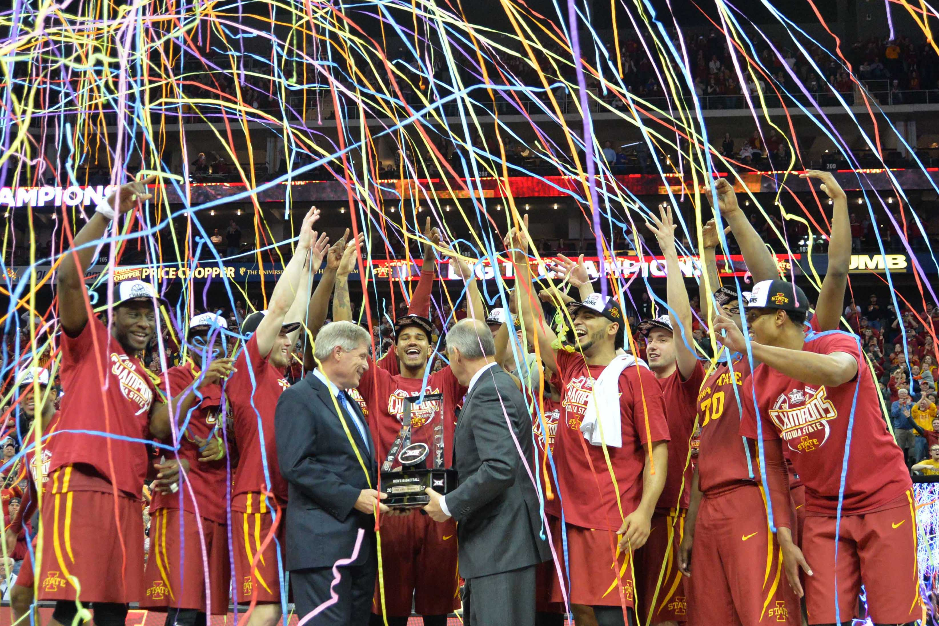 2017 Big 12 Tournament: Iowa State takes the title from ...