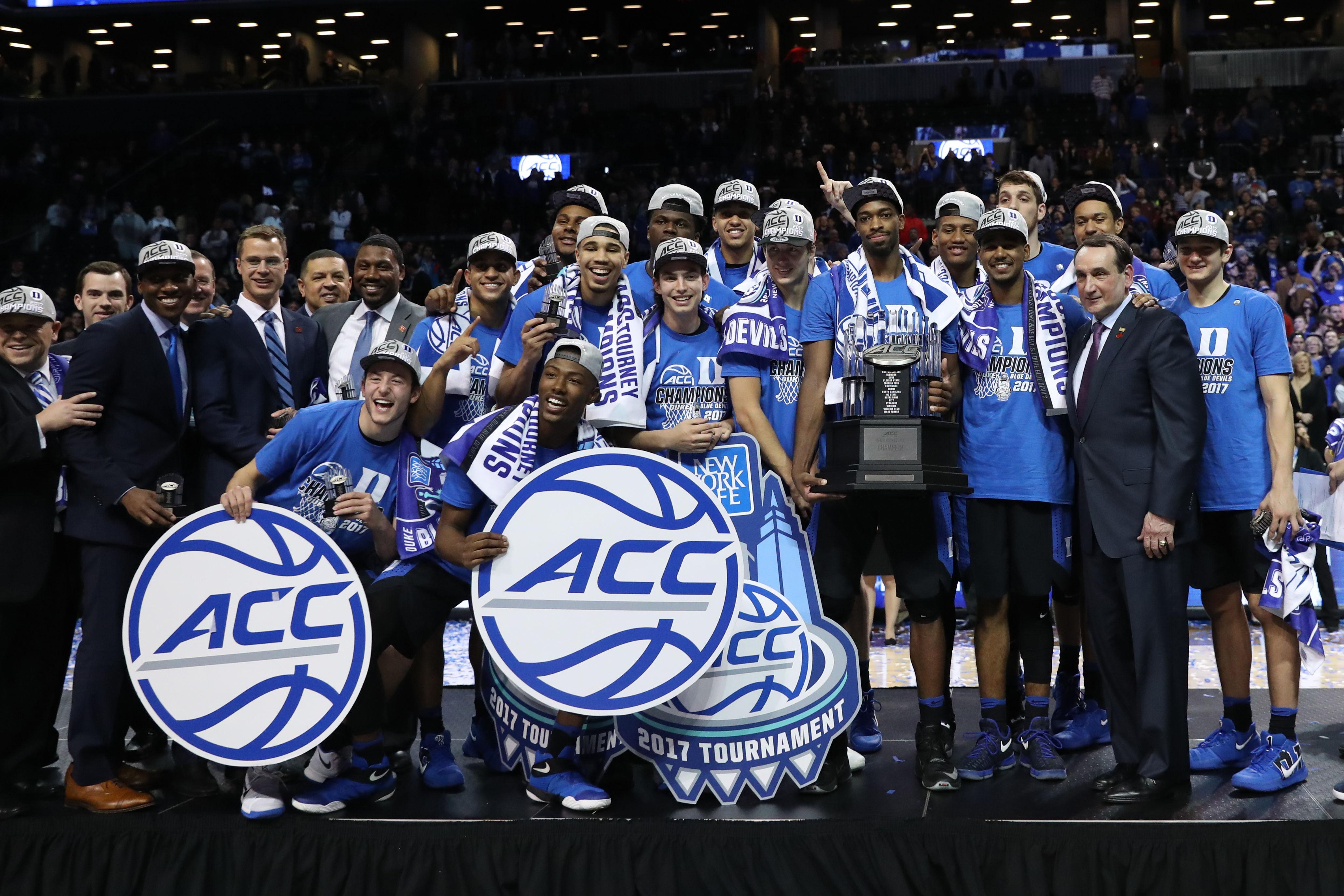 Duke Wins 2017 ACC Tournament Championship