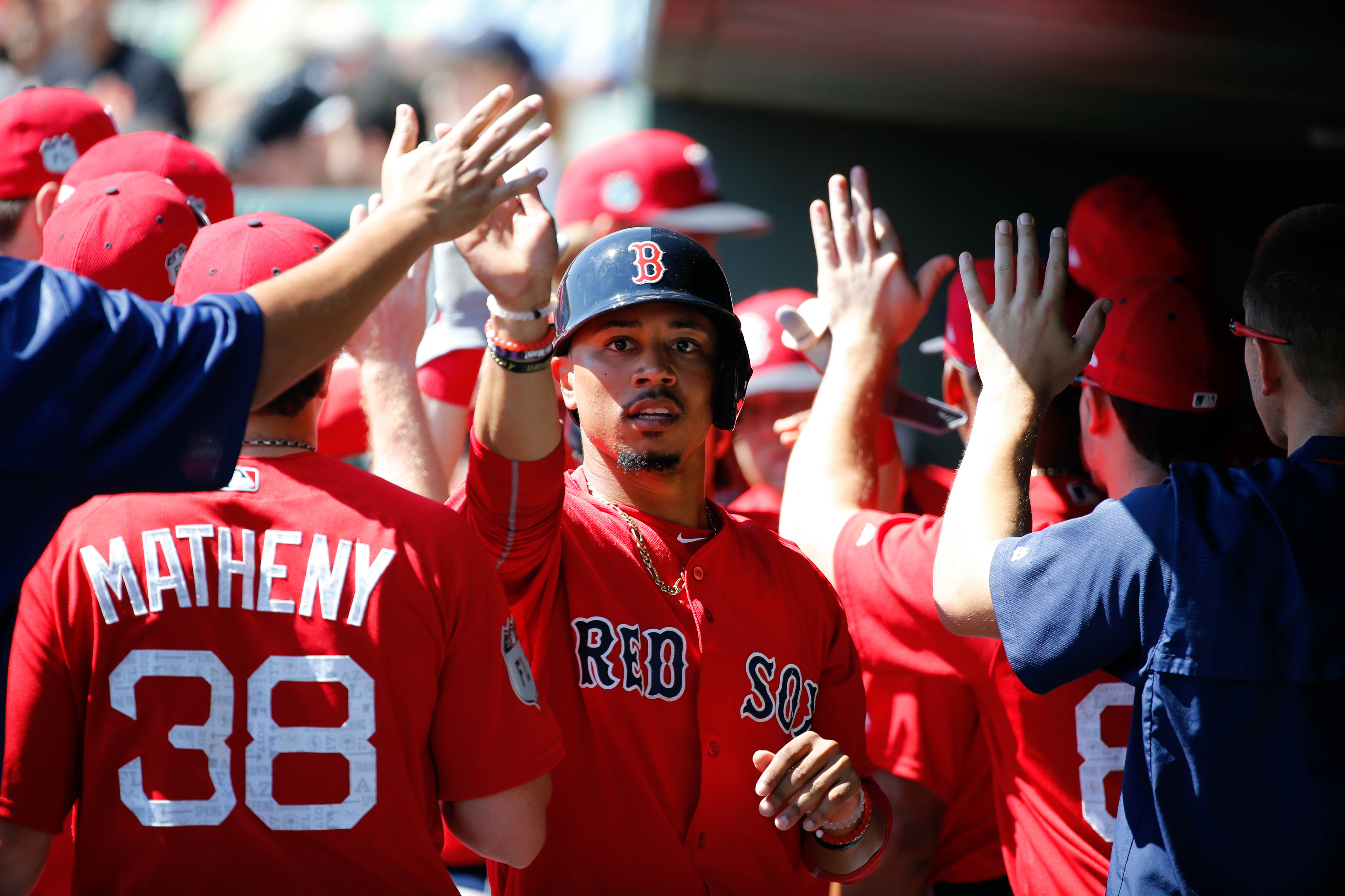 Boston Red Sox 2017 Team Preview