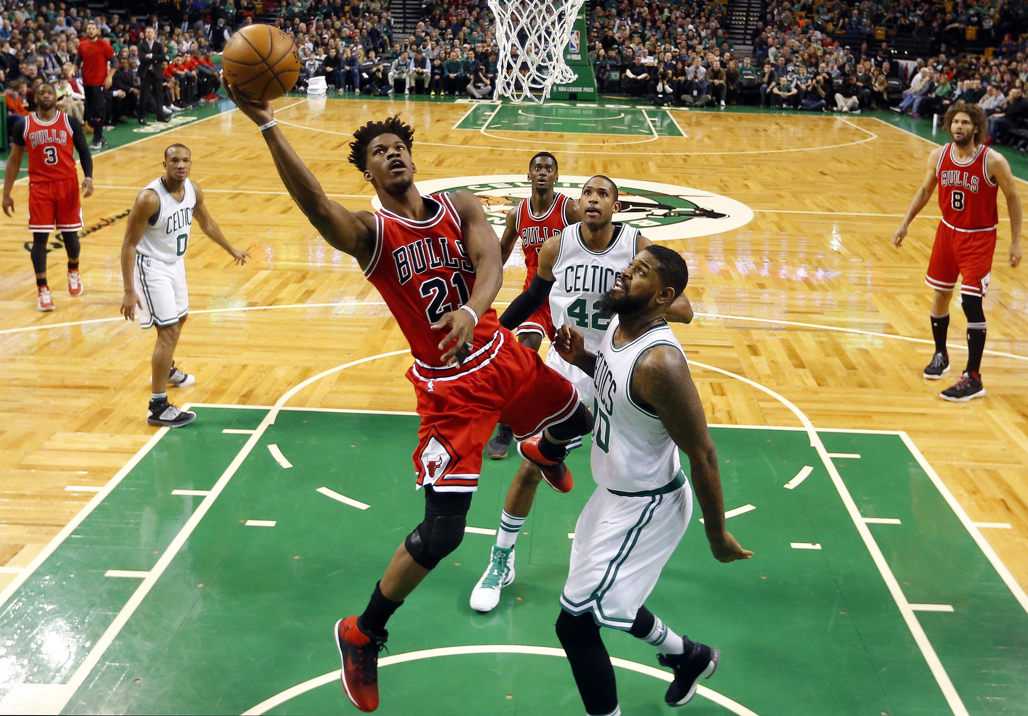 2017 NBA Playoffs: Chicago Bulls-Boston Celtics First ...