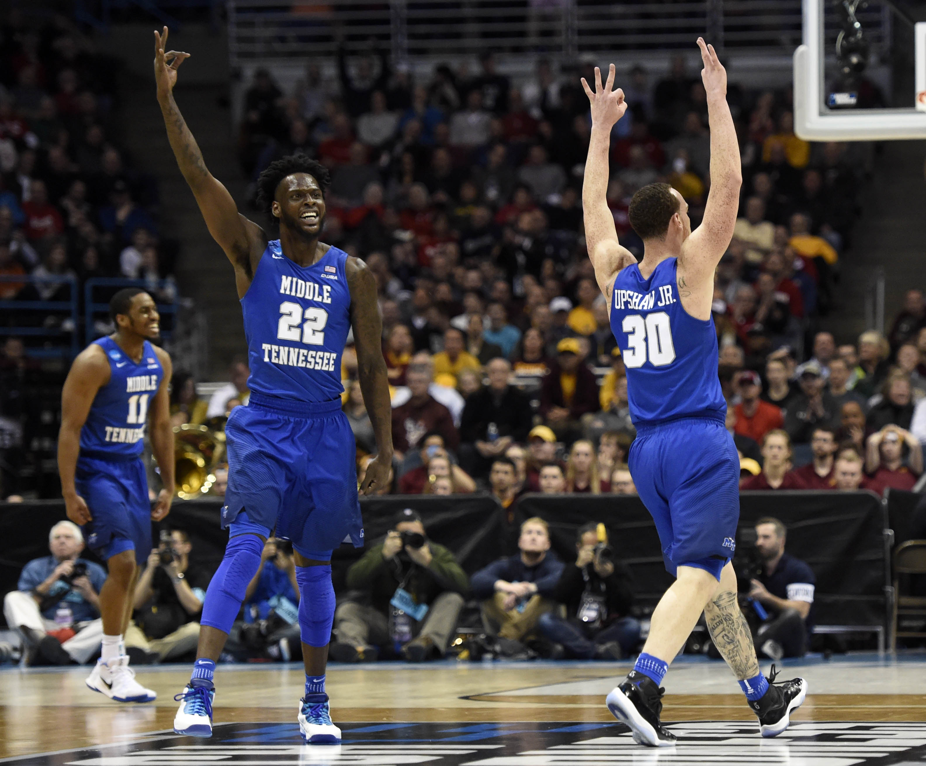 9947519-ncaa-basketball-ncaa-tournament-first-round-minnesota-vs-middle-tennessee-state