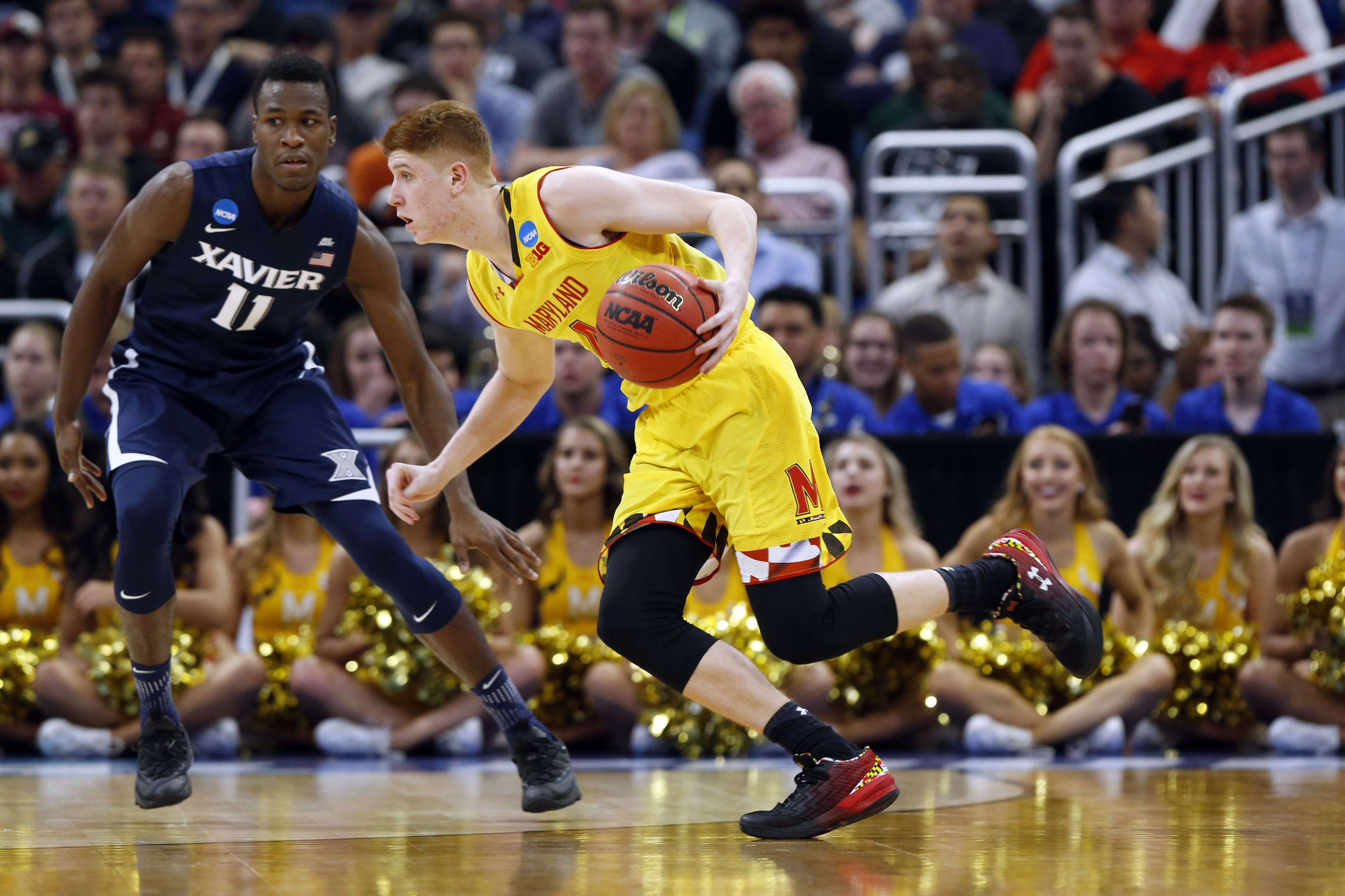 9948163-ncaa-basketball-ncaa-tournament-first-round-maryland-vs-xavier