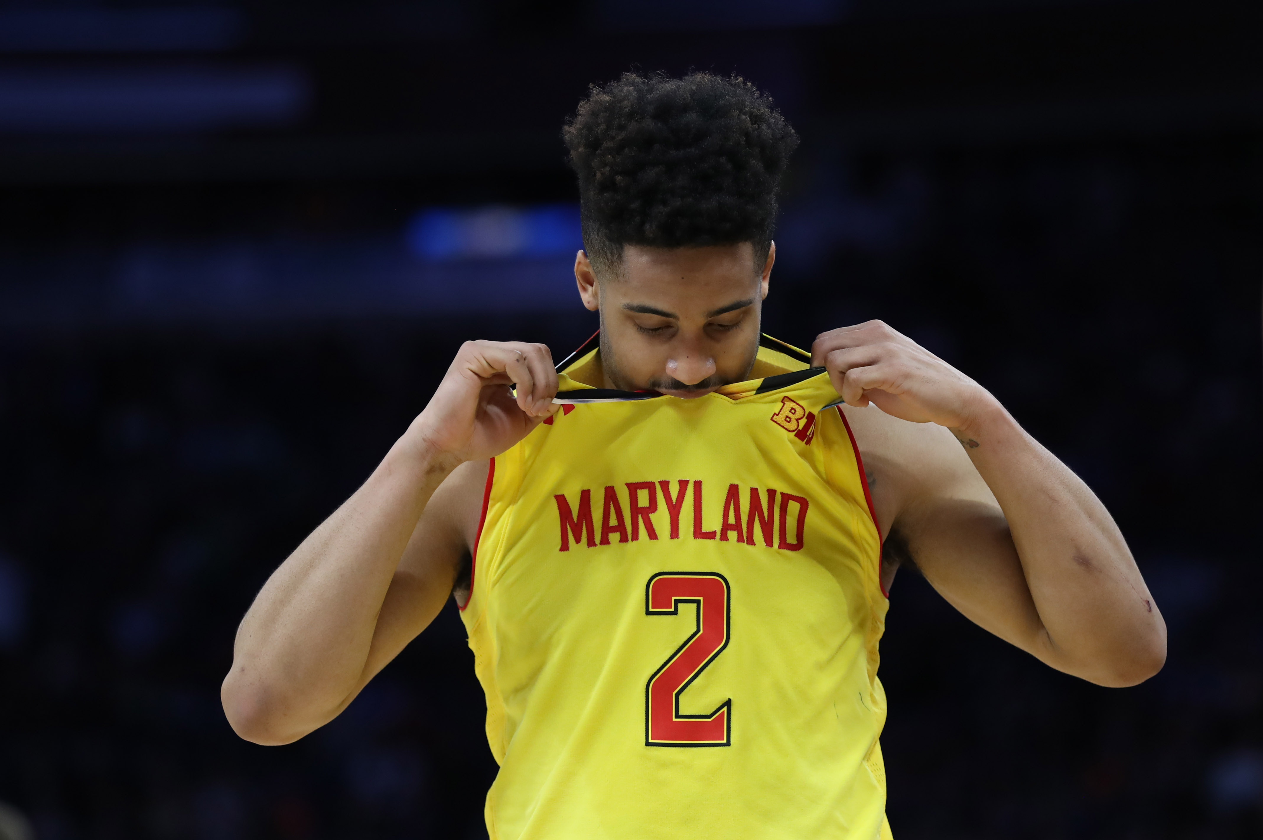 9948311-ncaa-basketball-ncaa-tournament-first-round-maryland-vs-xavier