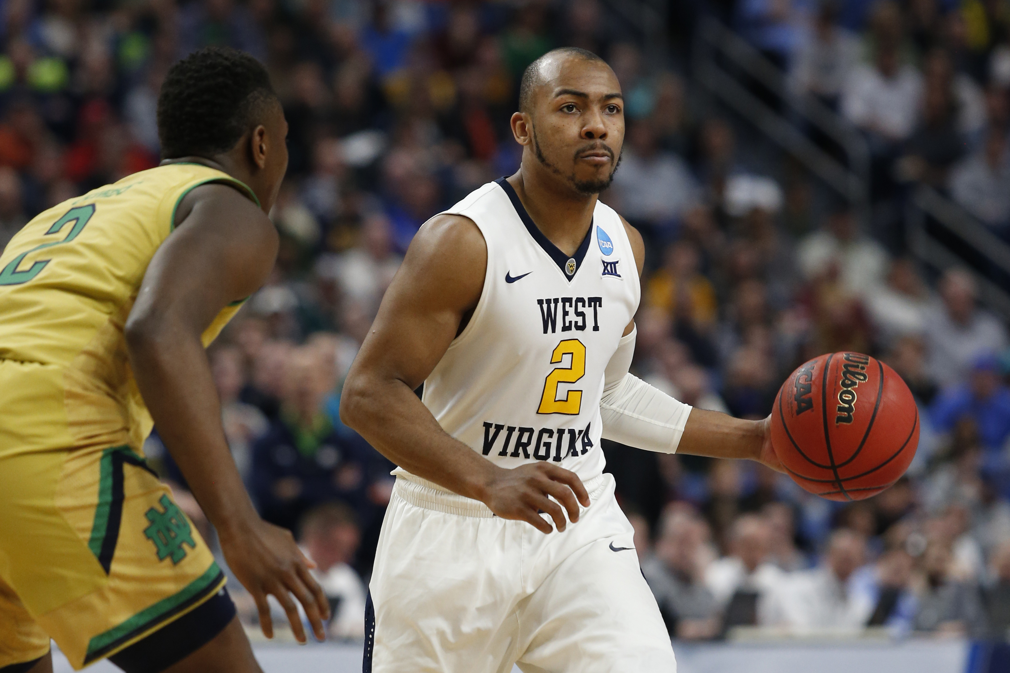 9952532-ncaa-basketball-ncaa-tournament-second-round-notre-dame-vs-west-virginia