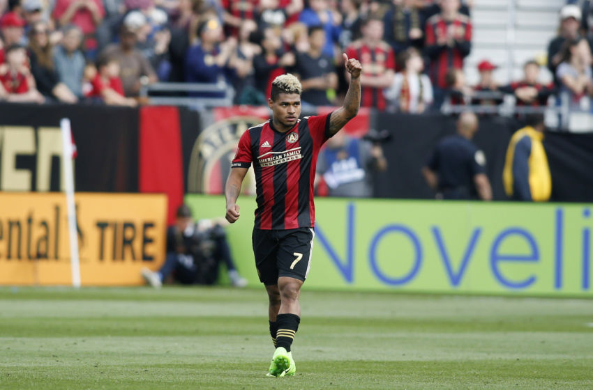Josef Martinez is Off to a Hot Start
