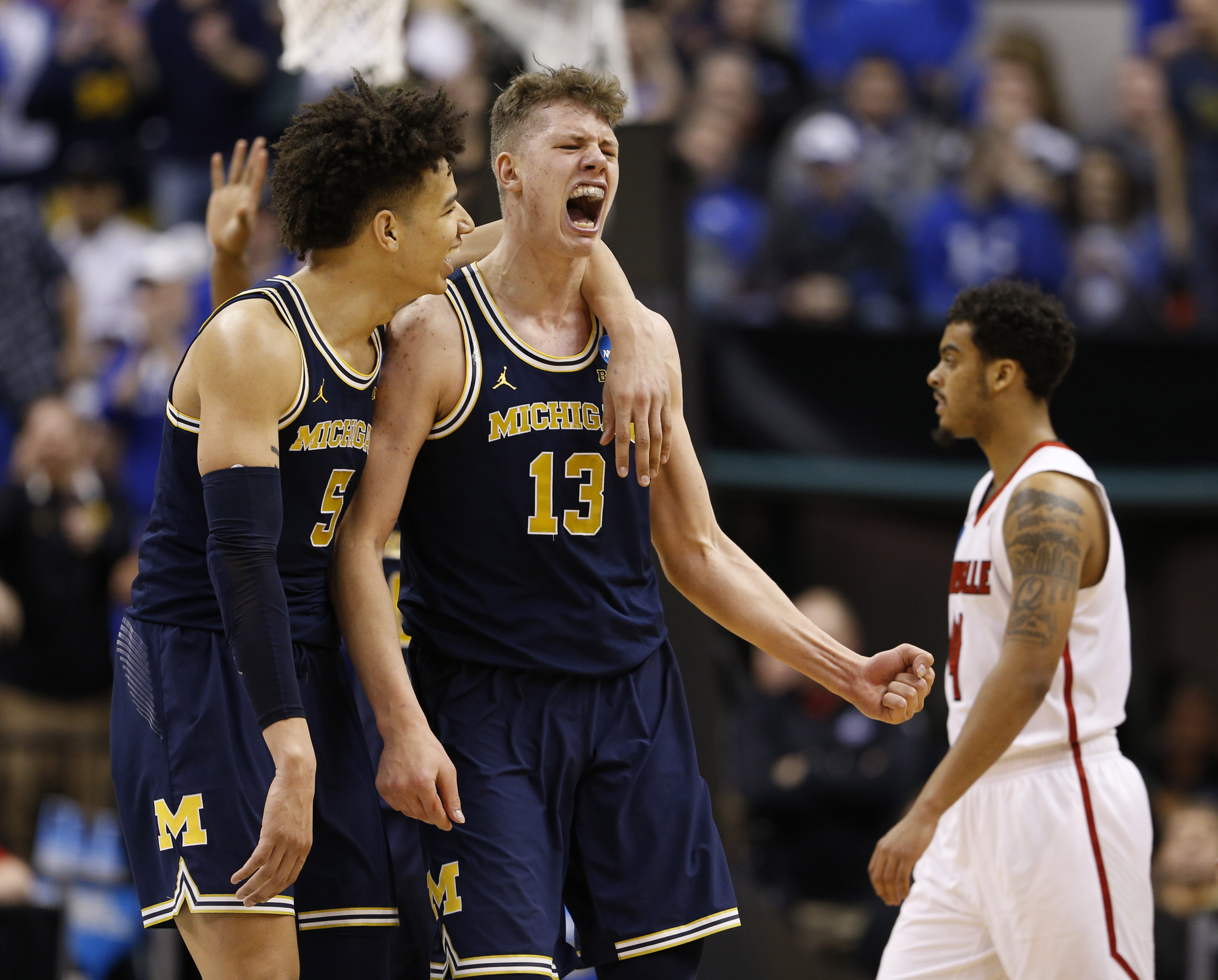 Michigan Basketball Moe Wagner needs to become a starMichigan Basketball