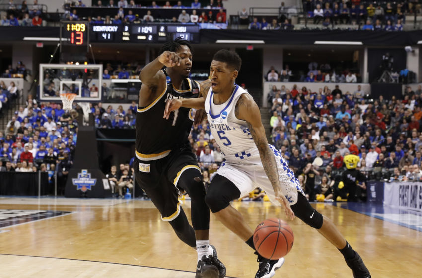 Uk Basketball: March Madness: Kentucky Holds Off Wichita State In Classic