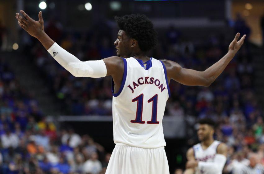 Josh Jackson 2017 NBA Draft