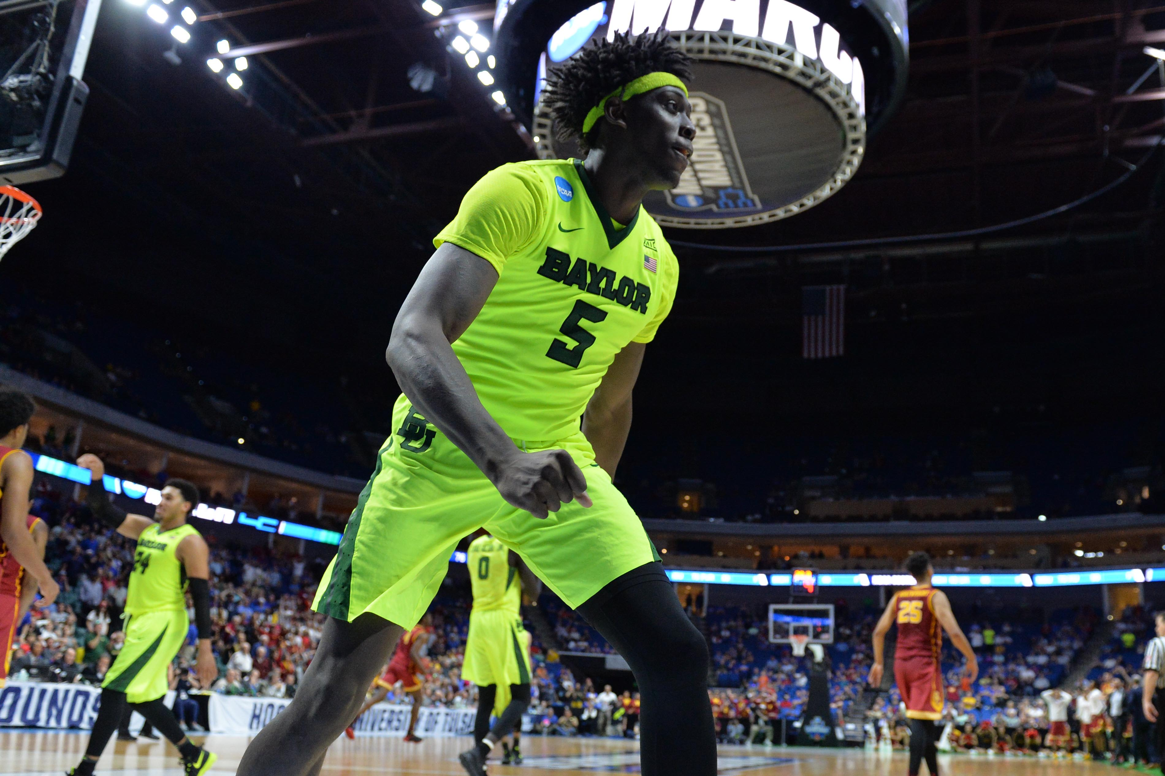Baylor Basketball: Johnathan Motley Staying In 2017 NBA Draft
