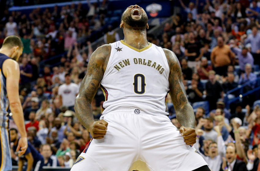 New Orleans Pelicans Analysis: DeMarcus Cousins, A.K.A. Boogie is King