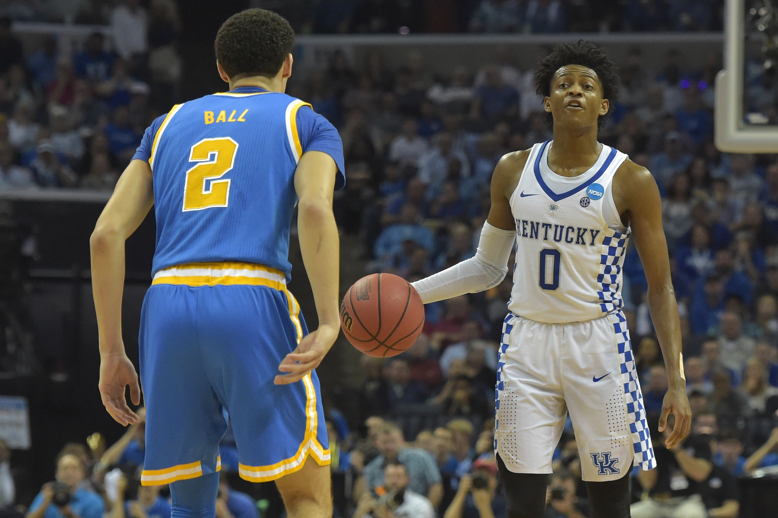 Kentucky Basketball Top 5 Point Guards Of The John: 2017 NBA Draft: Lottery Point Guards The Lakers Can Draft