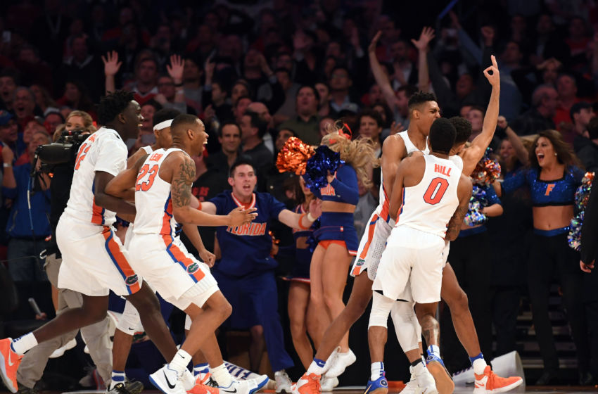 Twitter Reacts To Florida Buzzer Beater To Defeat Wisconsin