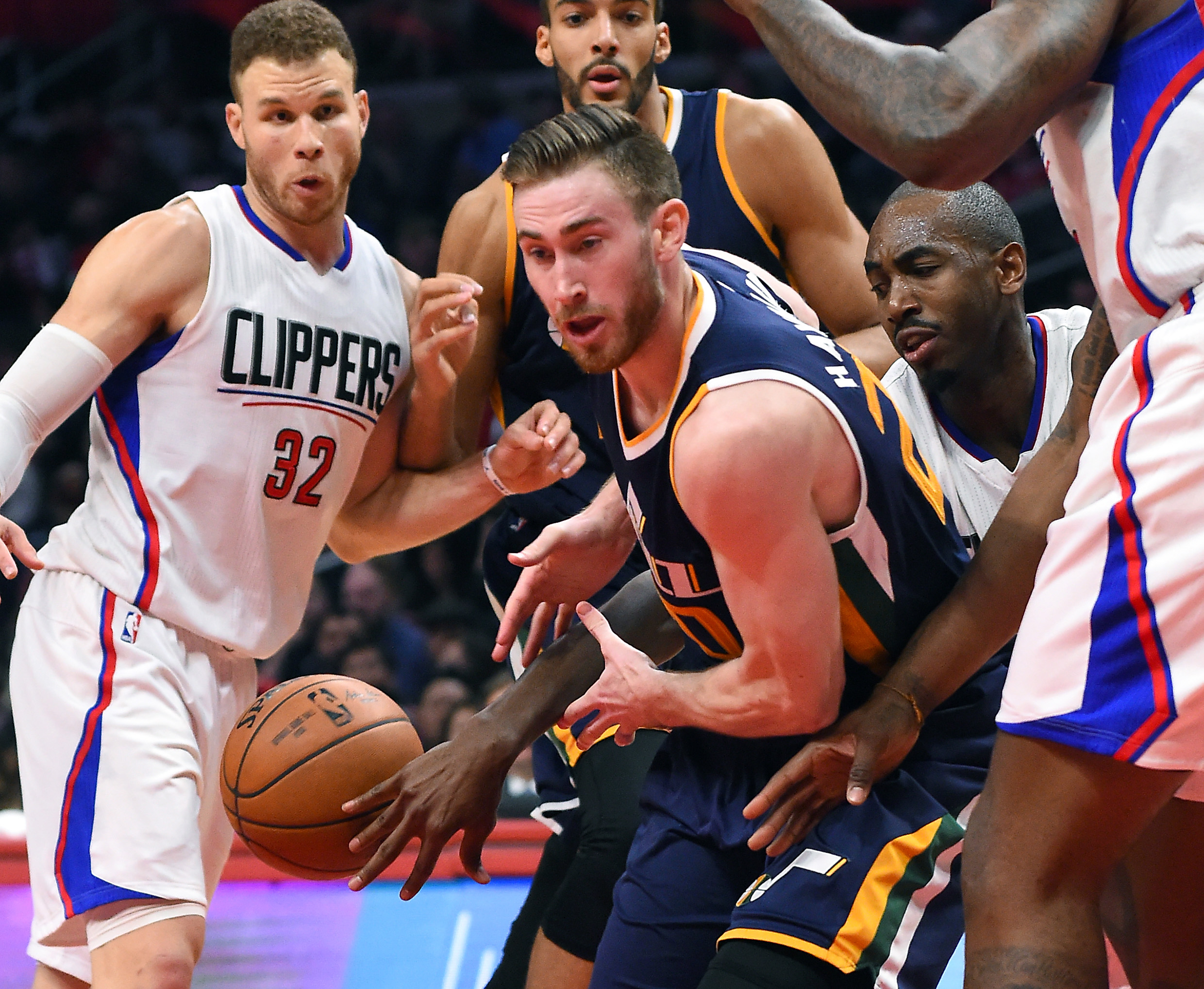 utah jazz clippers