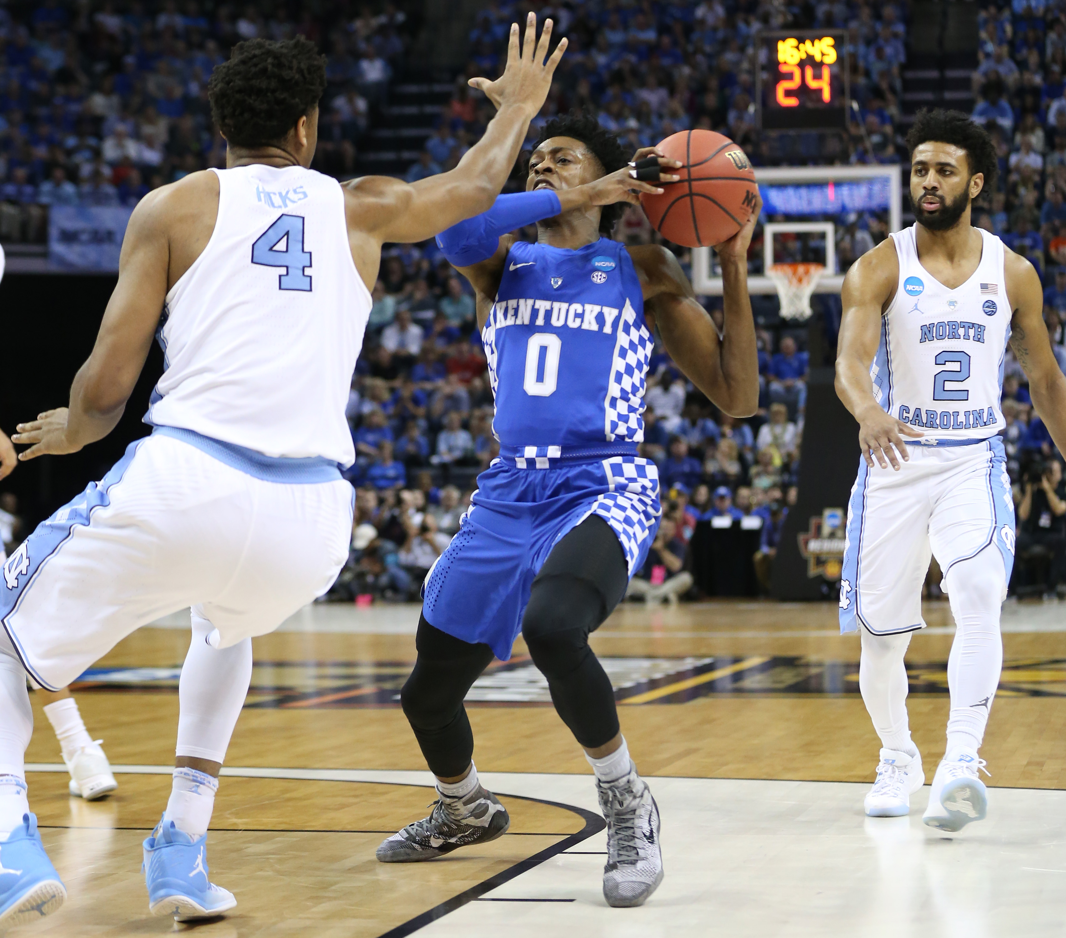 9972233-ncaa-basketball-ncaa-tournament-south-regional-kentucky-vs-north-carolina