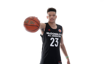 Five-star recruit Kevin Knox sets meetings with Calipari, others this week
