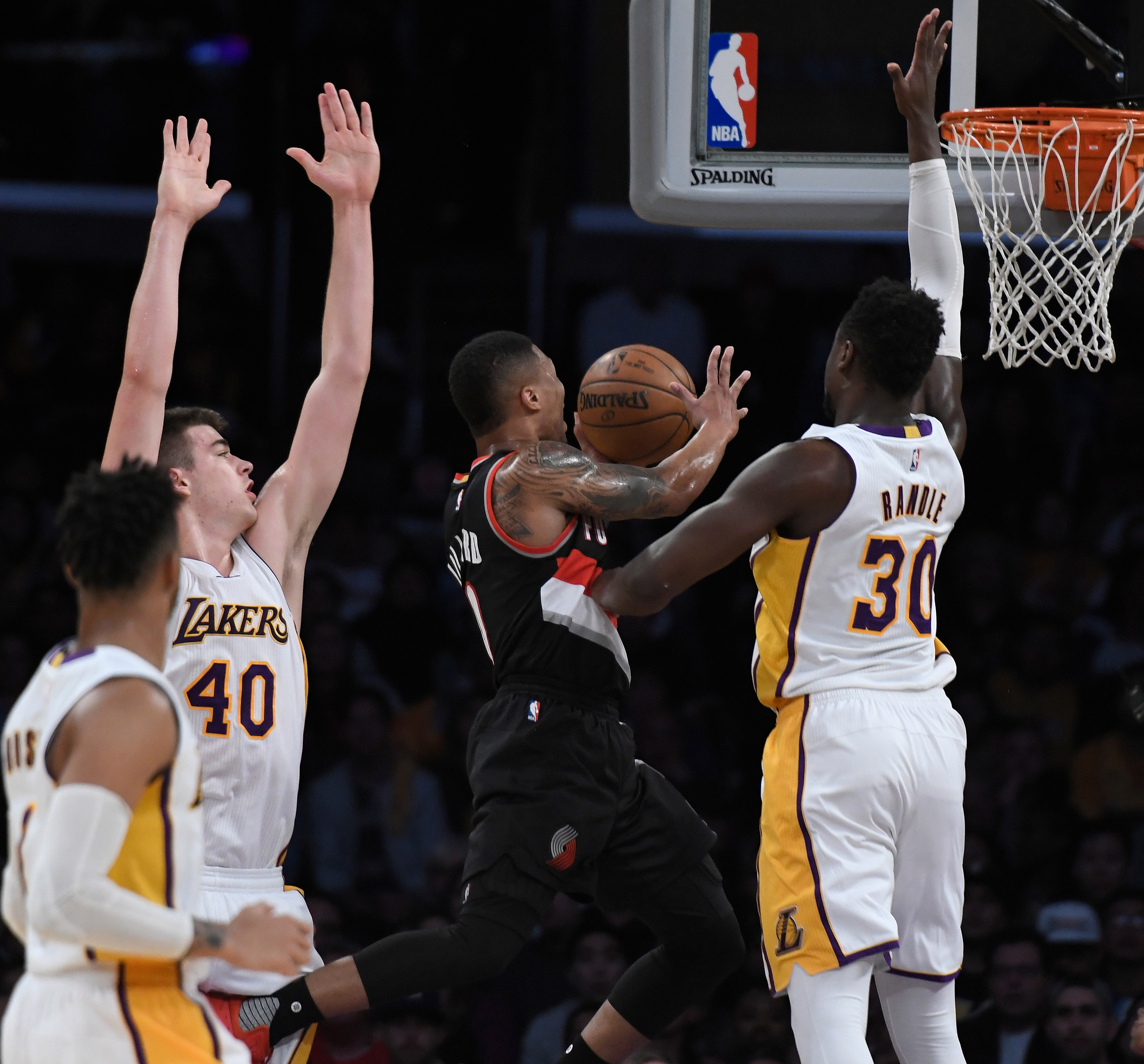 Blazers Win Tonight: Blazers Overtake 8th Spot With Dominant Win Against The Lakers