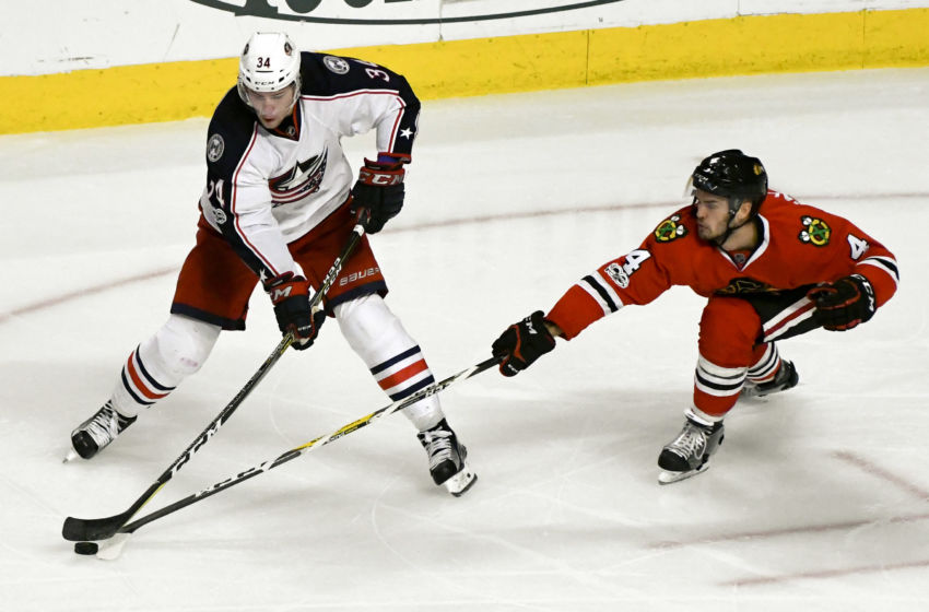 Columbus Blue Jackets Offense Continues to Struggle in Loss to ...