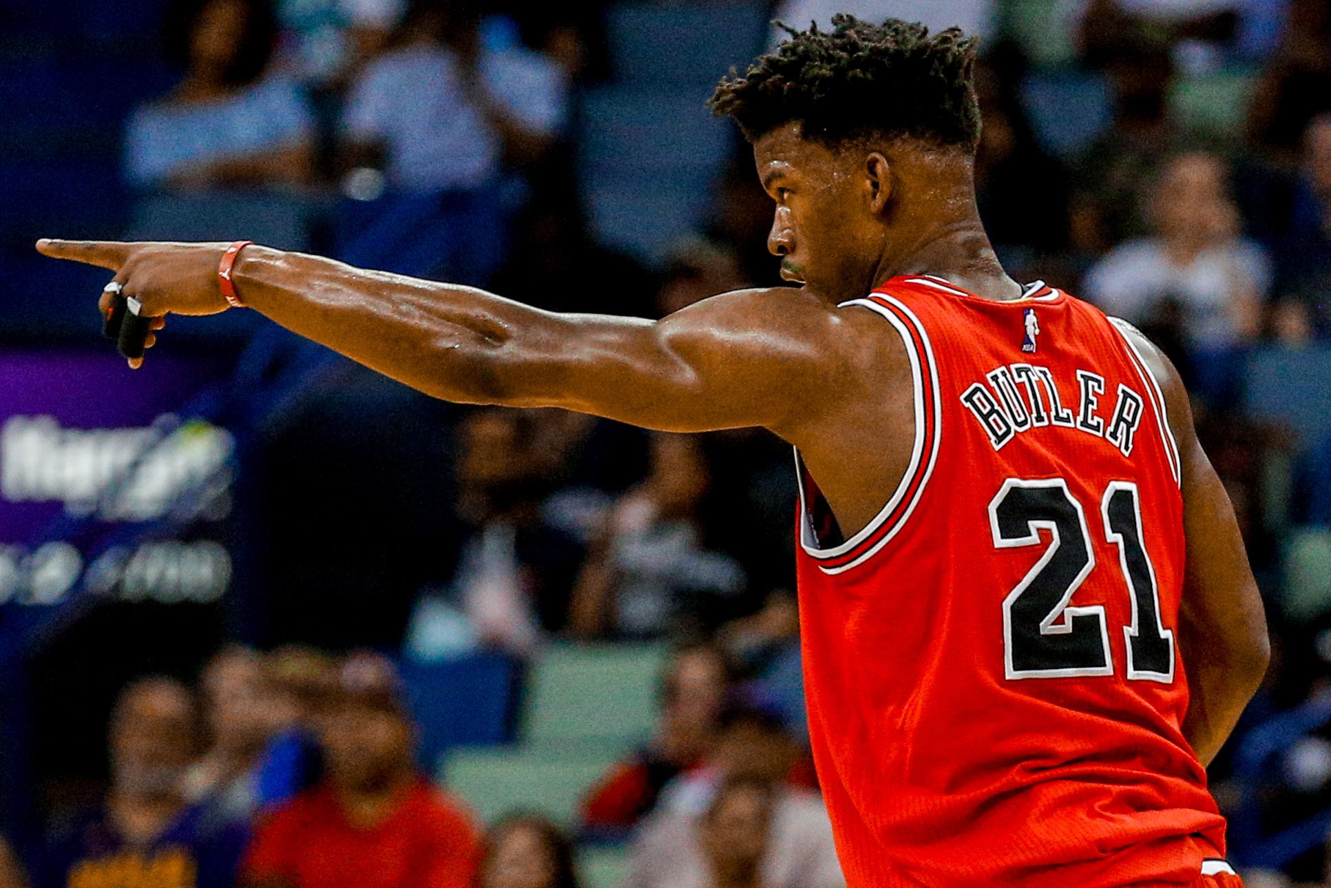 Playoff Rankings 2017 >> 2016-17 NBA Power Rankings: Bulls, Hornets Make Playoff Push In Week 24   FOX Sports