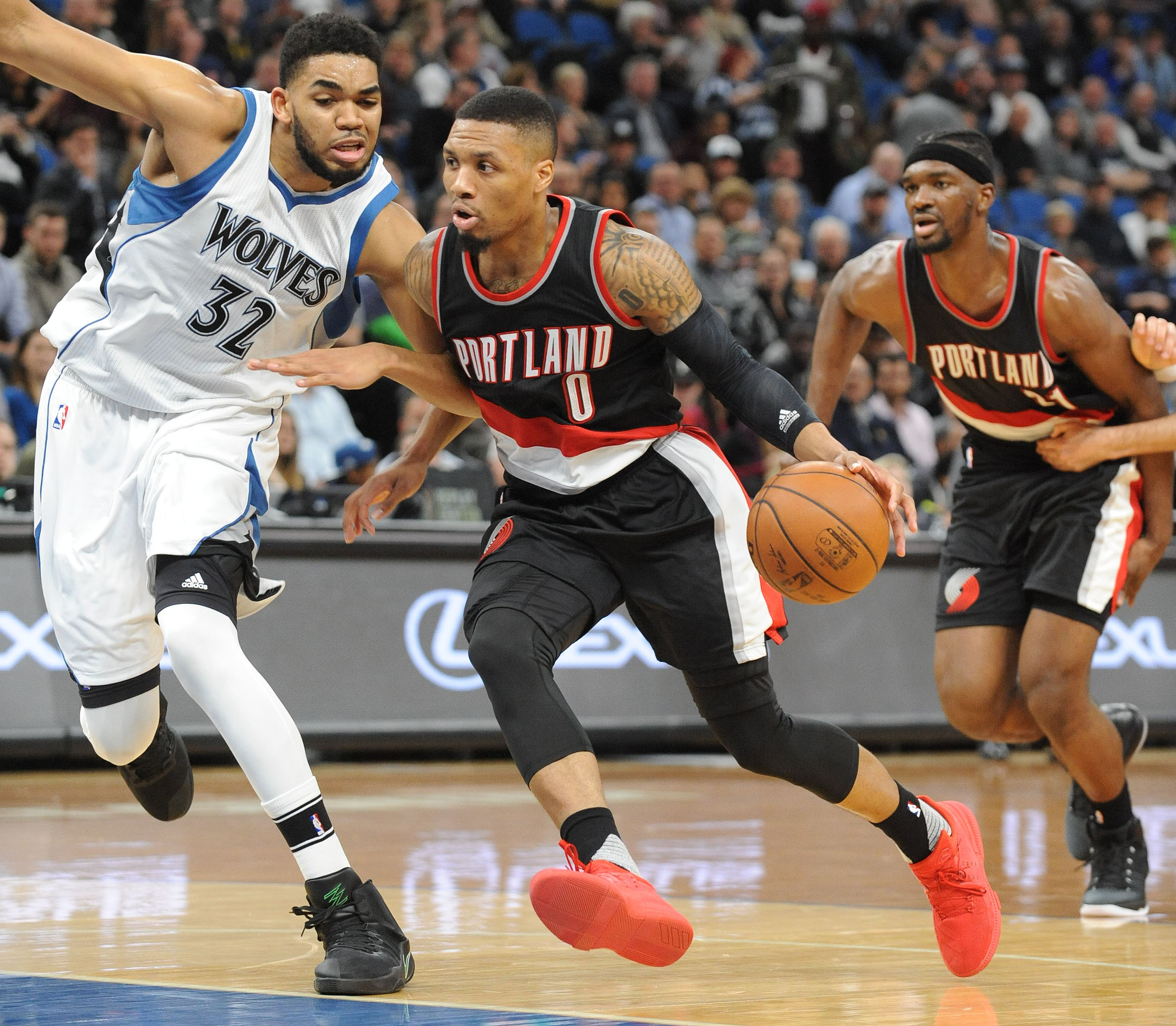 Timberwolves At Trail Blazers Live Stream: How To Watch Online