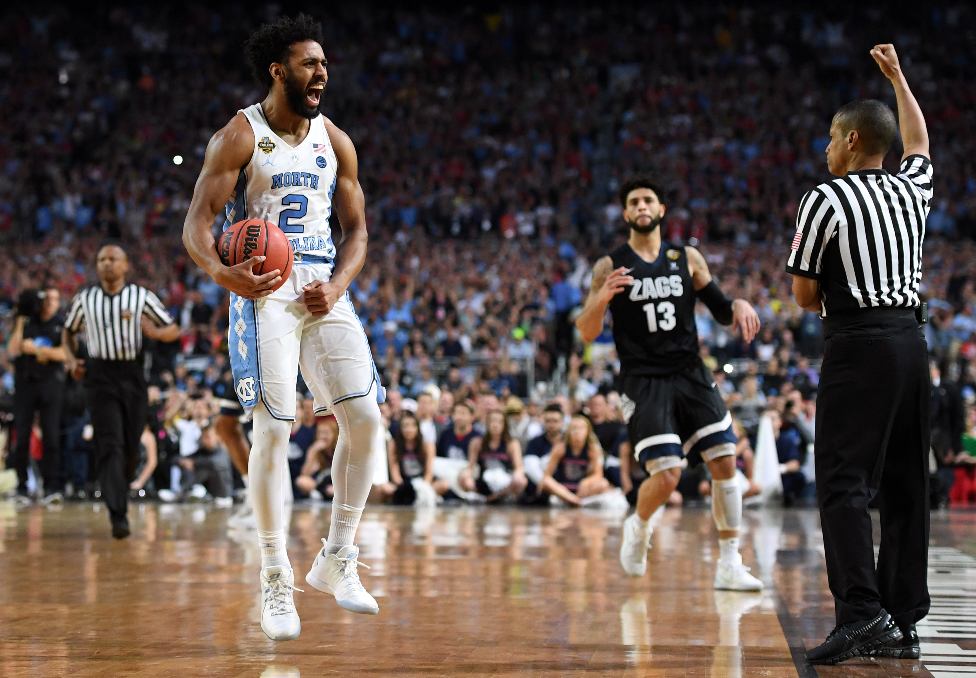 UNC Basketball: Joel Berry II 2016-2017 Season Review