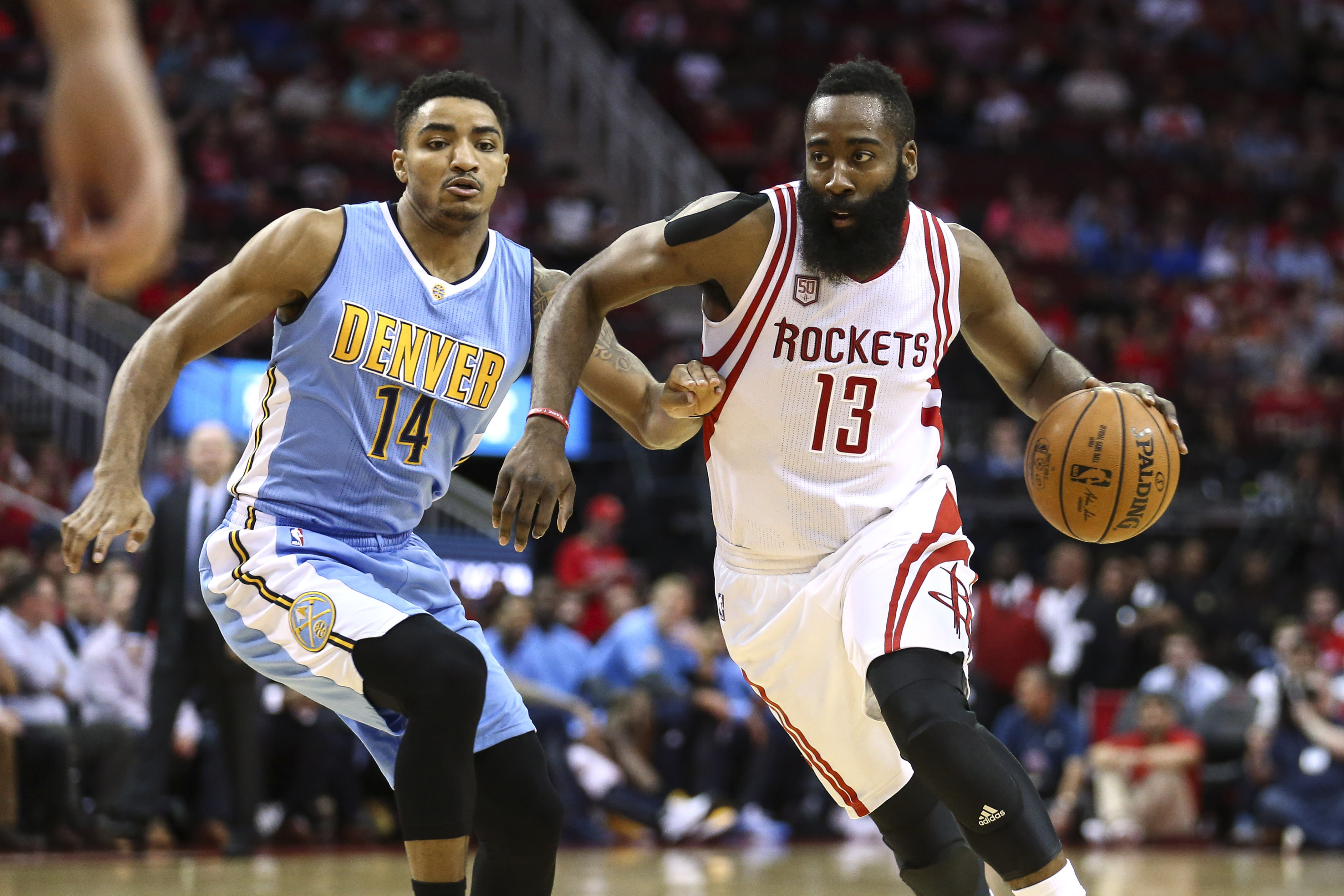 Houston Rockets: James Harden Takes Over Late to Sweep Nuggets