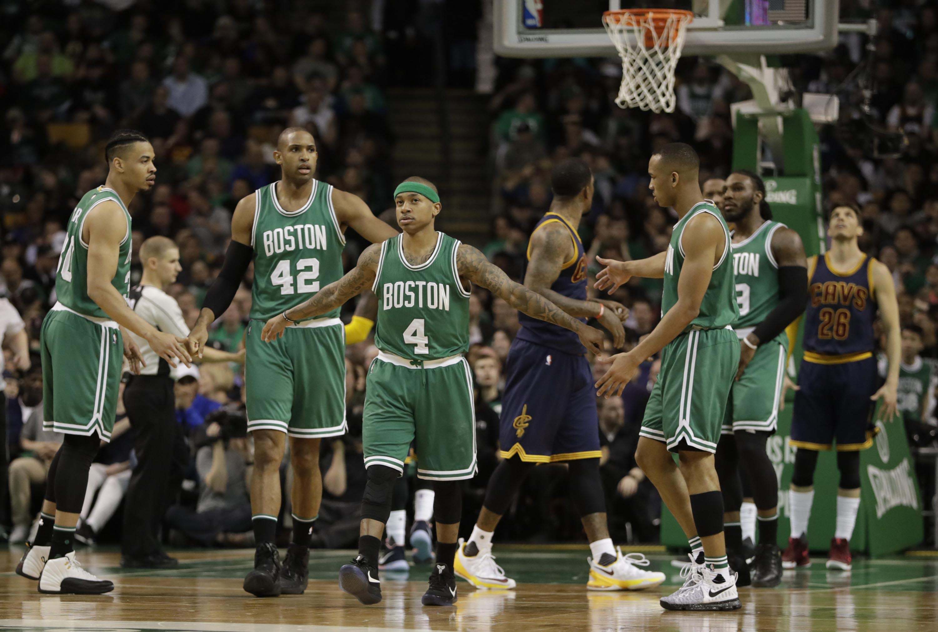 Boston Celtics: 5 reasons they can upset the Cleveland ...