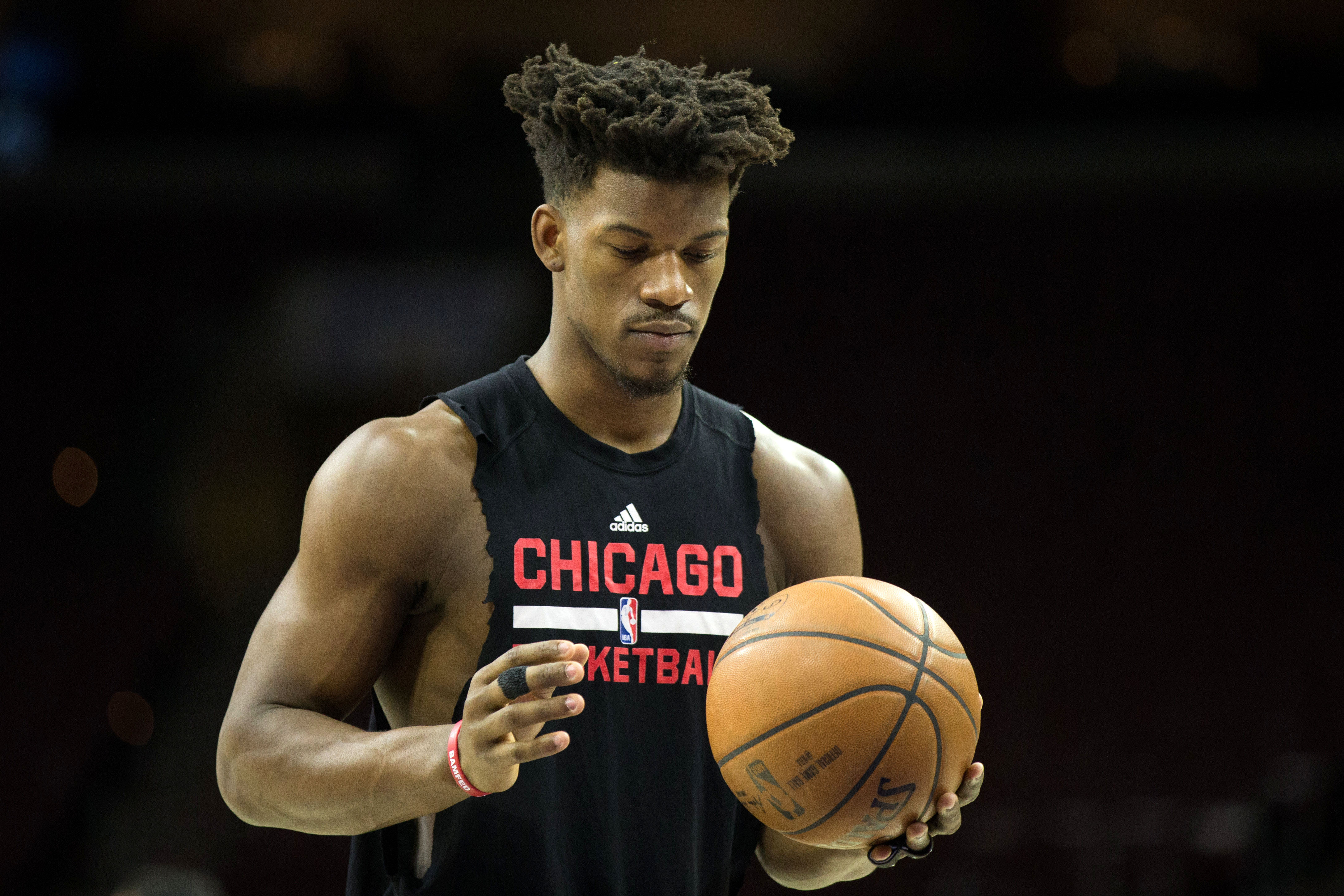 Chicago Bulls: Jimmy Butler trade possibilities after NBA Draft Lottery