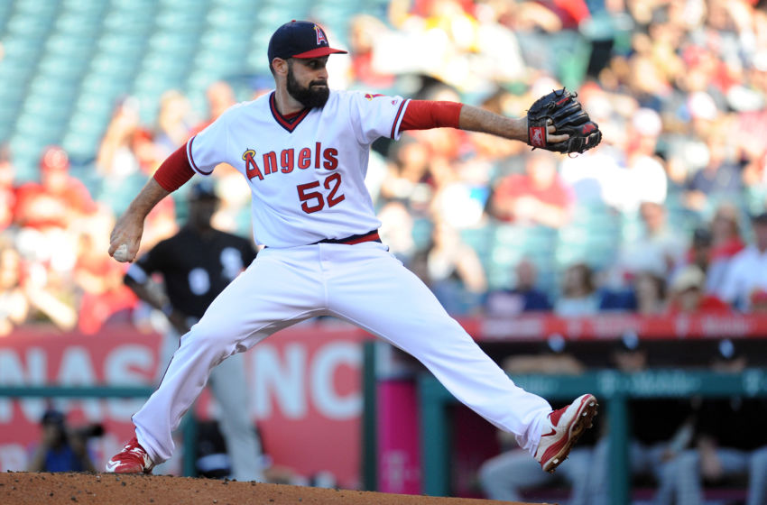 MLB: Chicago White Sox at Los Angeles Angels