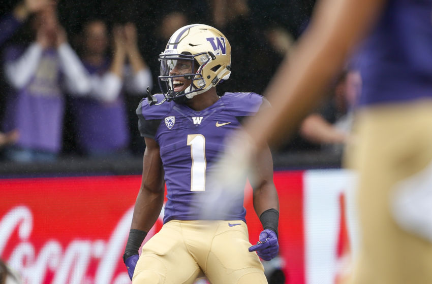 NCAA Football: Rutgers at Washington