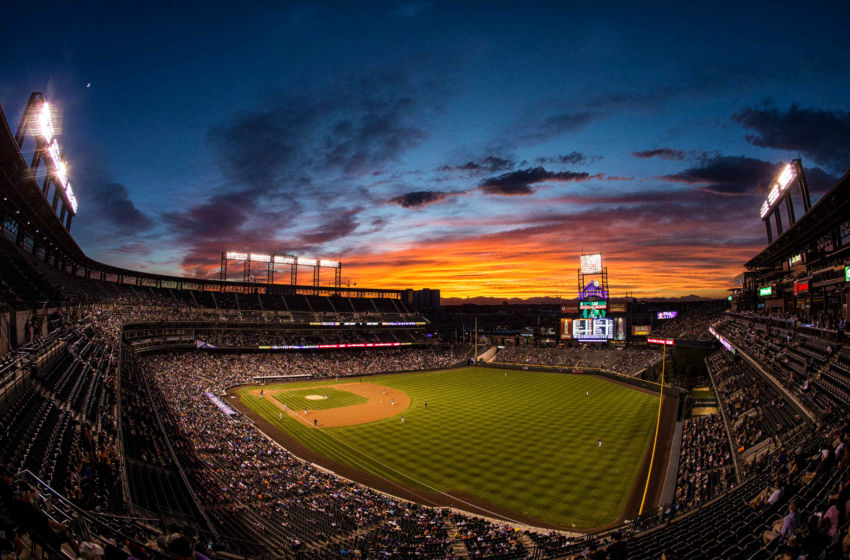 Coors Field is where Brendan Rodgers hopes to play someday