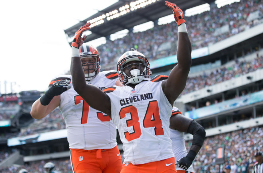 NFL: Cleveland Browns at Philadelphia Eagles