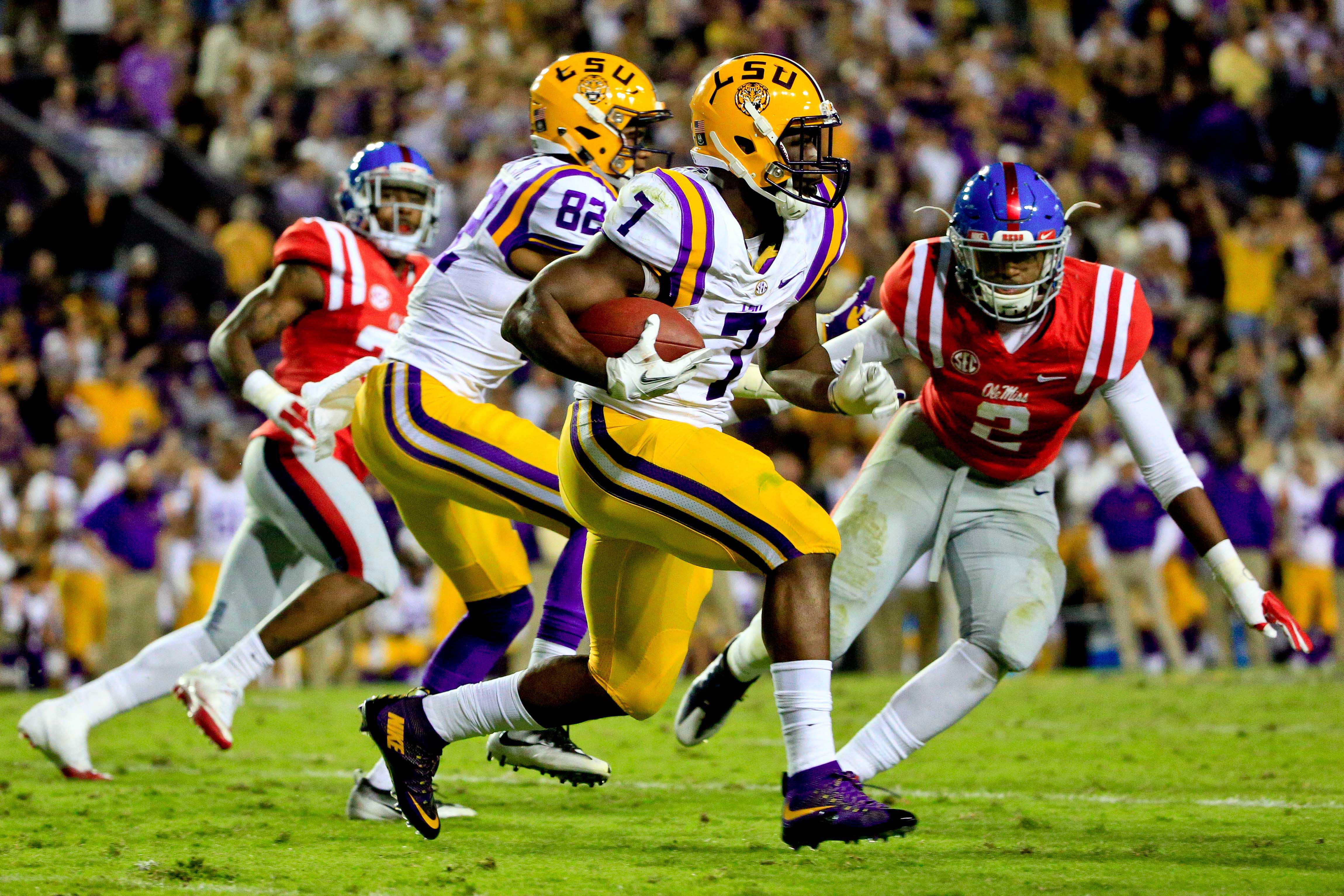 Preview 2017: Top 20 Running Backs | College Football News